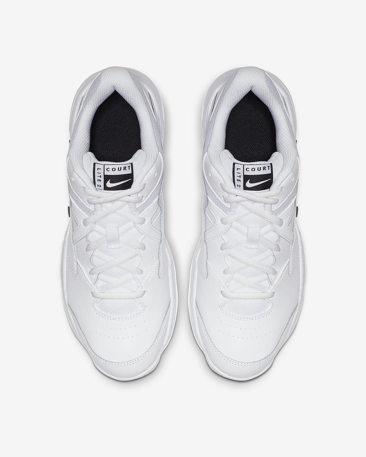 big sale f4a90 b87a7 ... Chaussure de tennis pour terre battue NikeCourt Lite 2 pour Femme