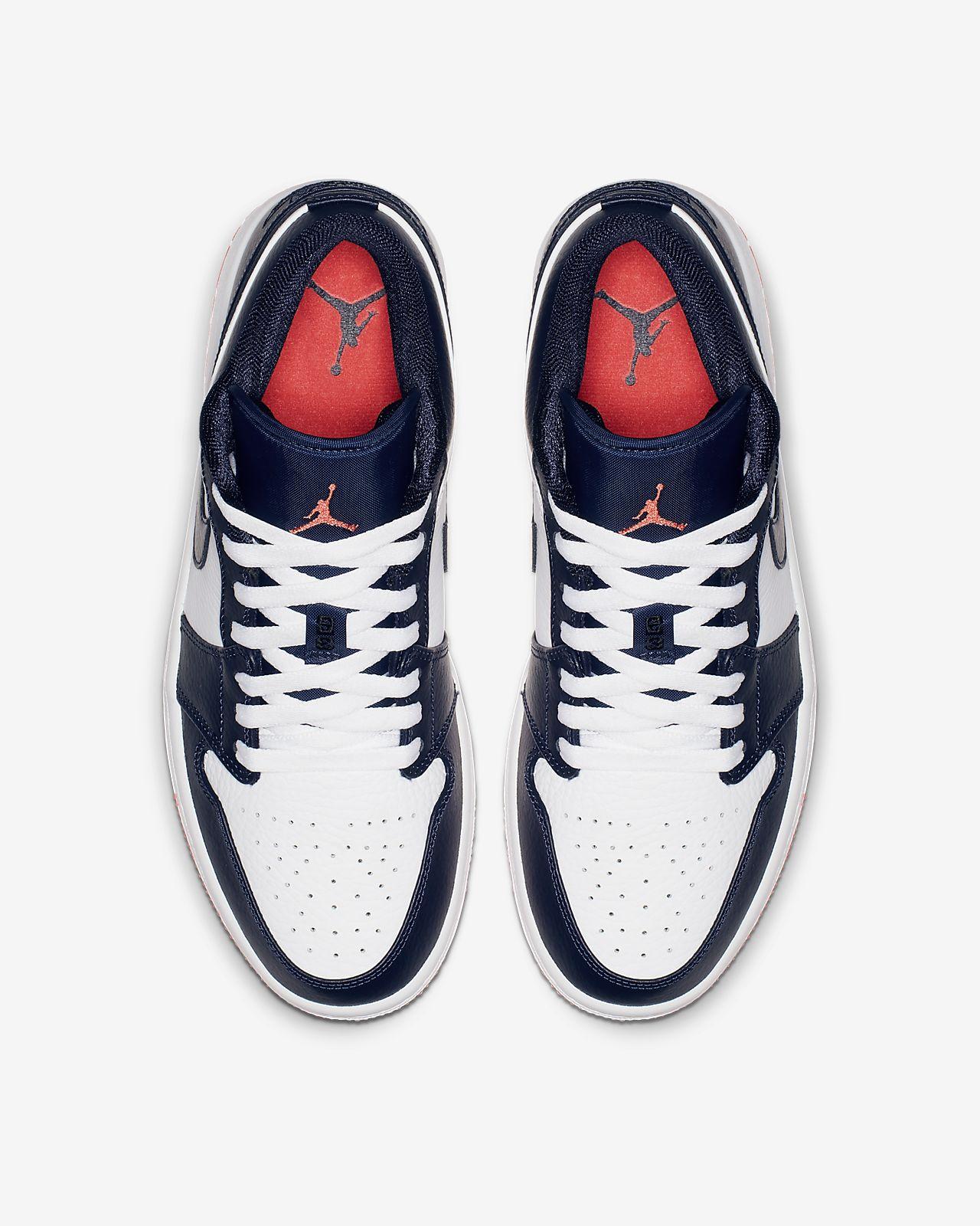 premium selection 2a3f1 57023 ... Air Jordan 1 Low Men s Shoe