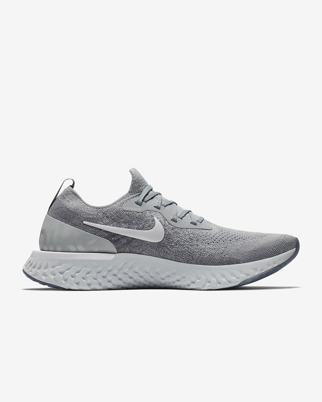 ... Nike Epic React Flyknit Men's Running Shoe