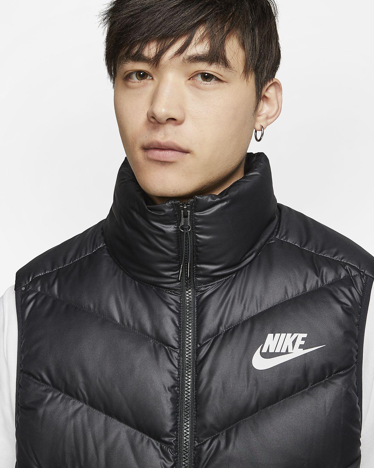 competitive price 7fb7b a73c8 Smanicato in piumino Nike Sportswear Windrunner Down Fill - Uomo