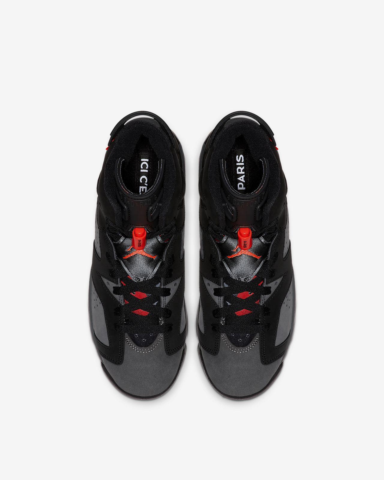 Chaussure Pour Air Âgé Jordan 6 Retro Plus Paris Enfant Saint Germain dCxthQrsB