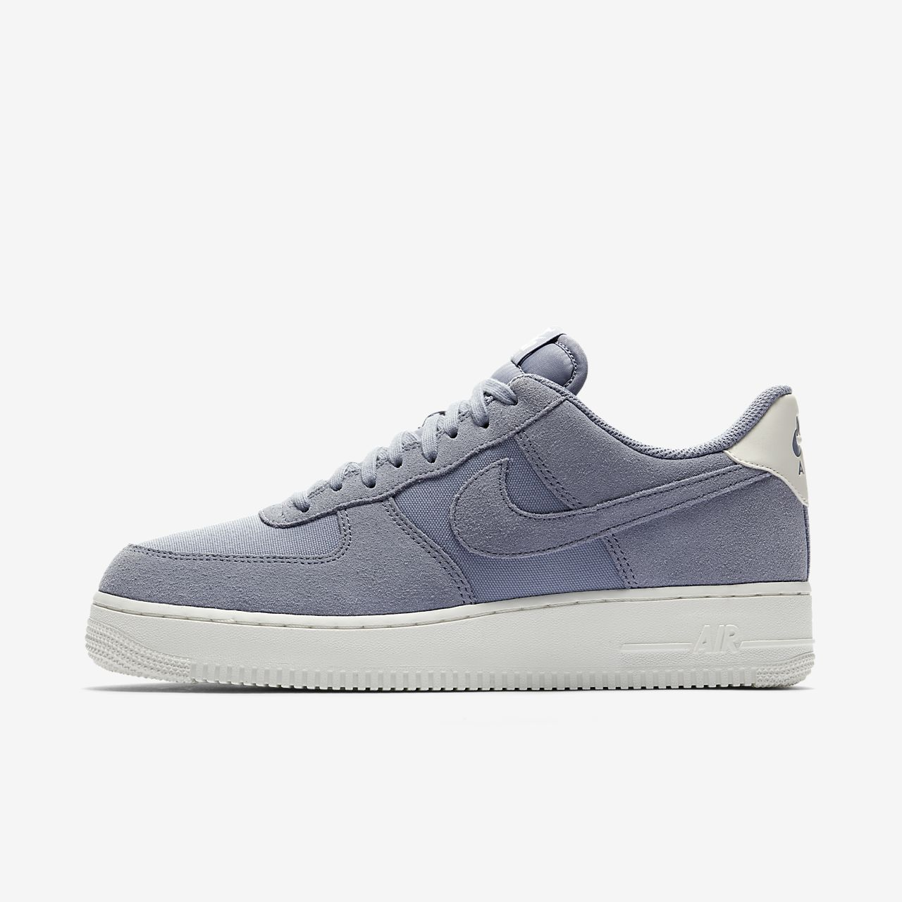 newest collection a5f14 431af ... Nike Air Force 1 07 Suede-sko til mænd