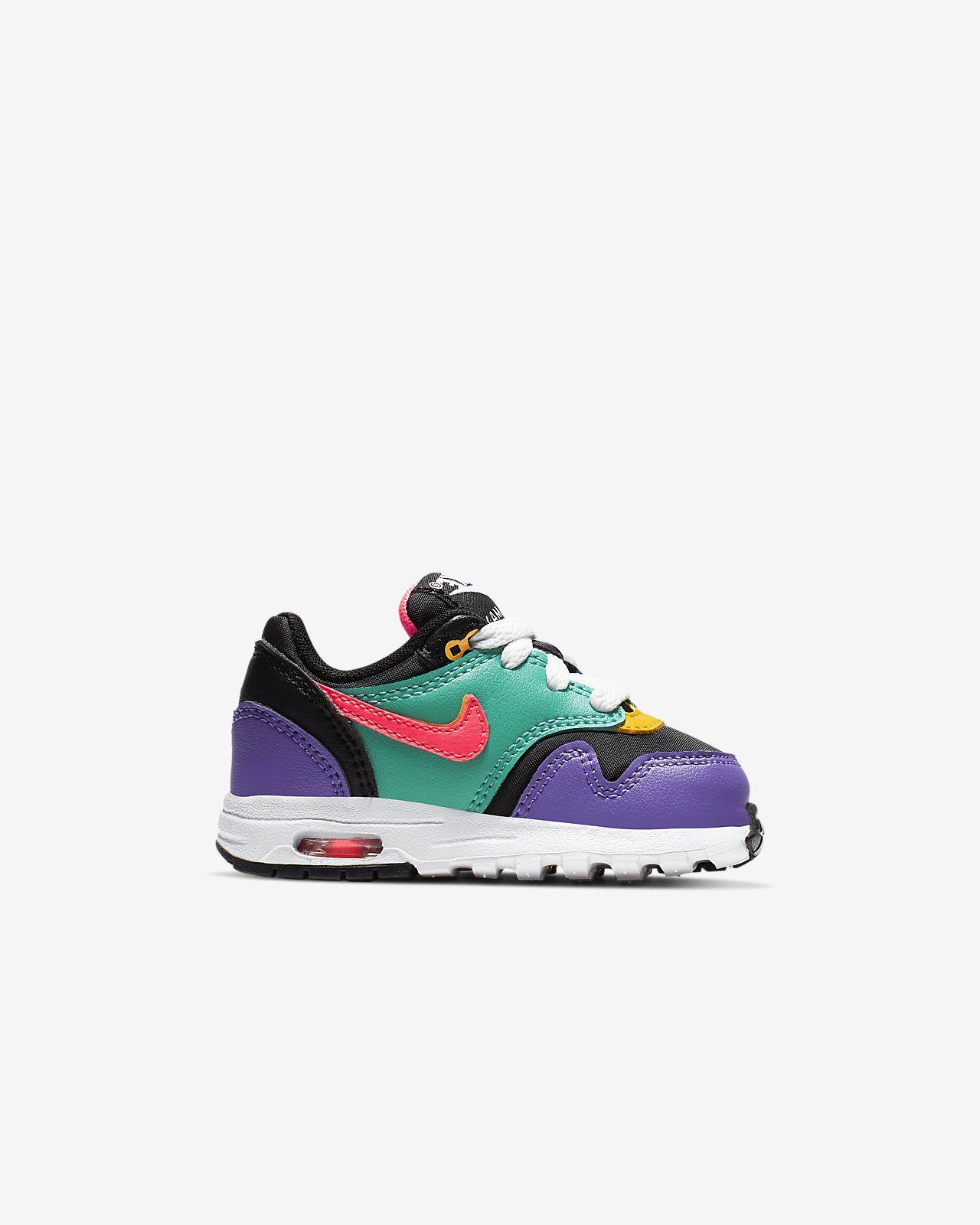 Nike Air Max 1 Game Change InfantToddler Shoe.