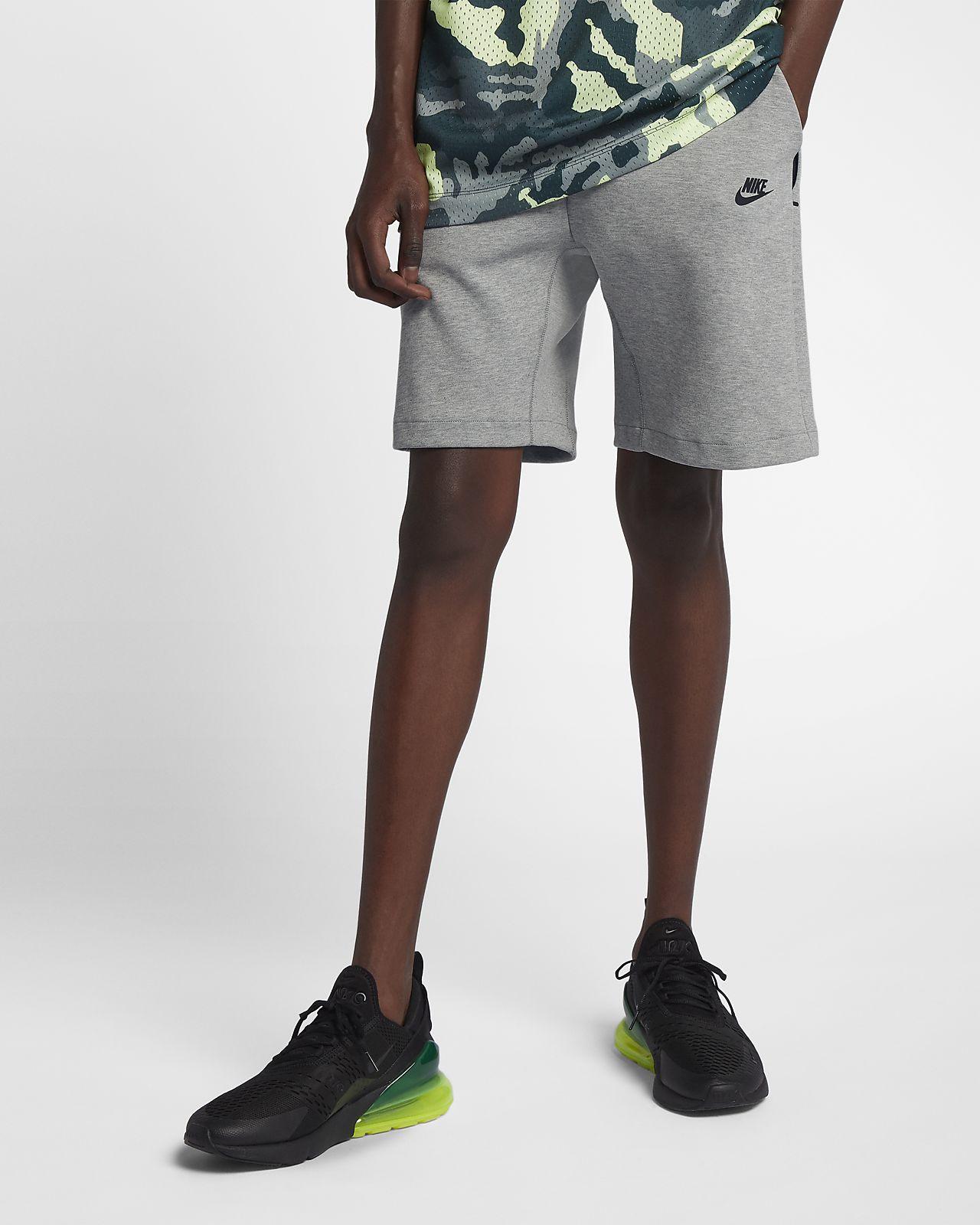 Nike Sportswear Tech Fleece shorts for herre