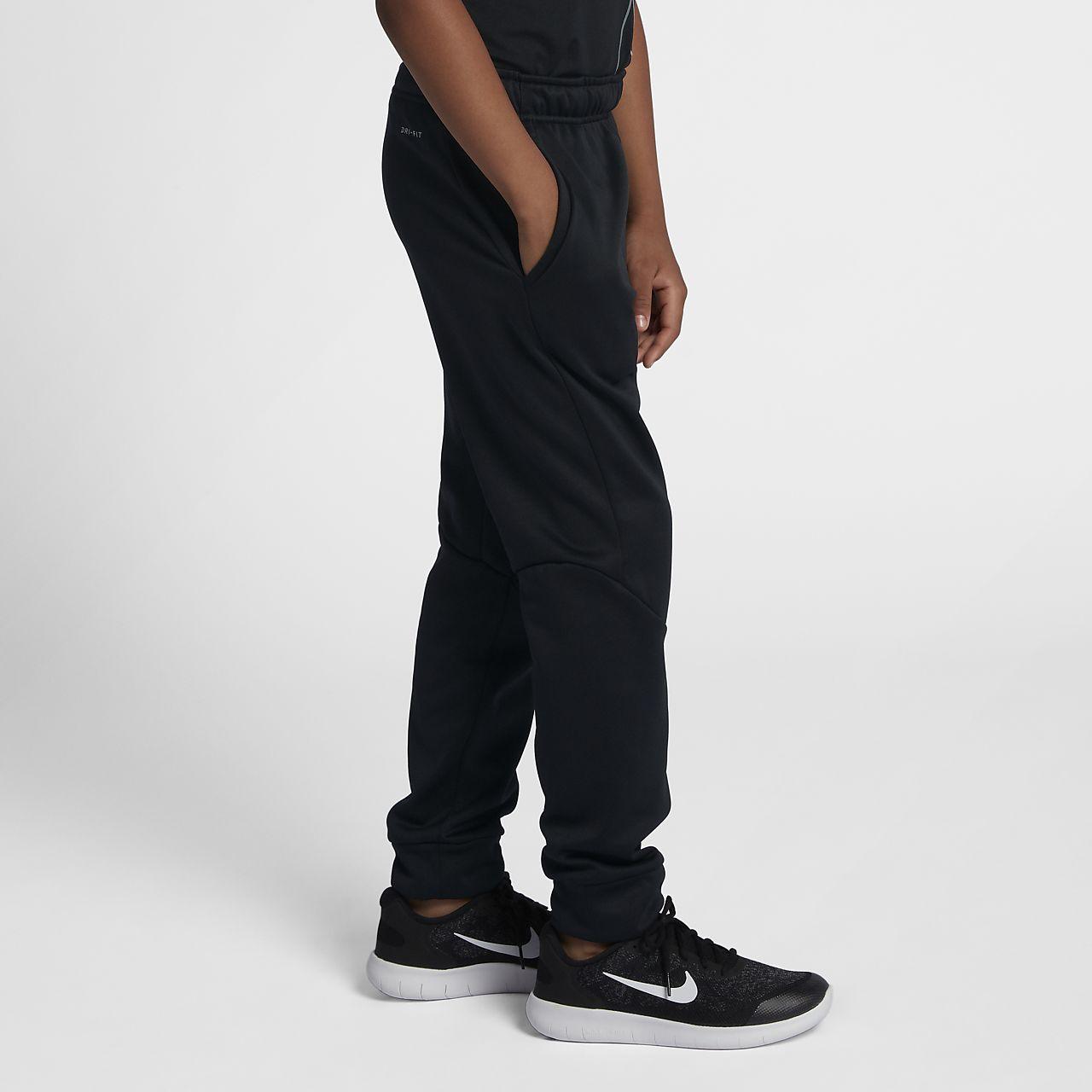 e349ad147d813 Nike Dri-FIT Therma Big Kids' (Boys') Training Pants. Nike.com