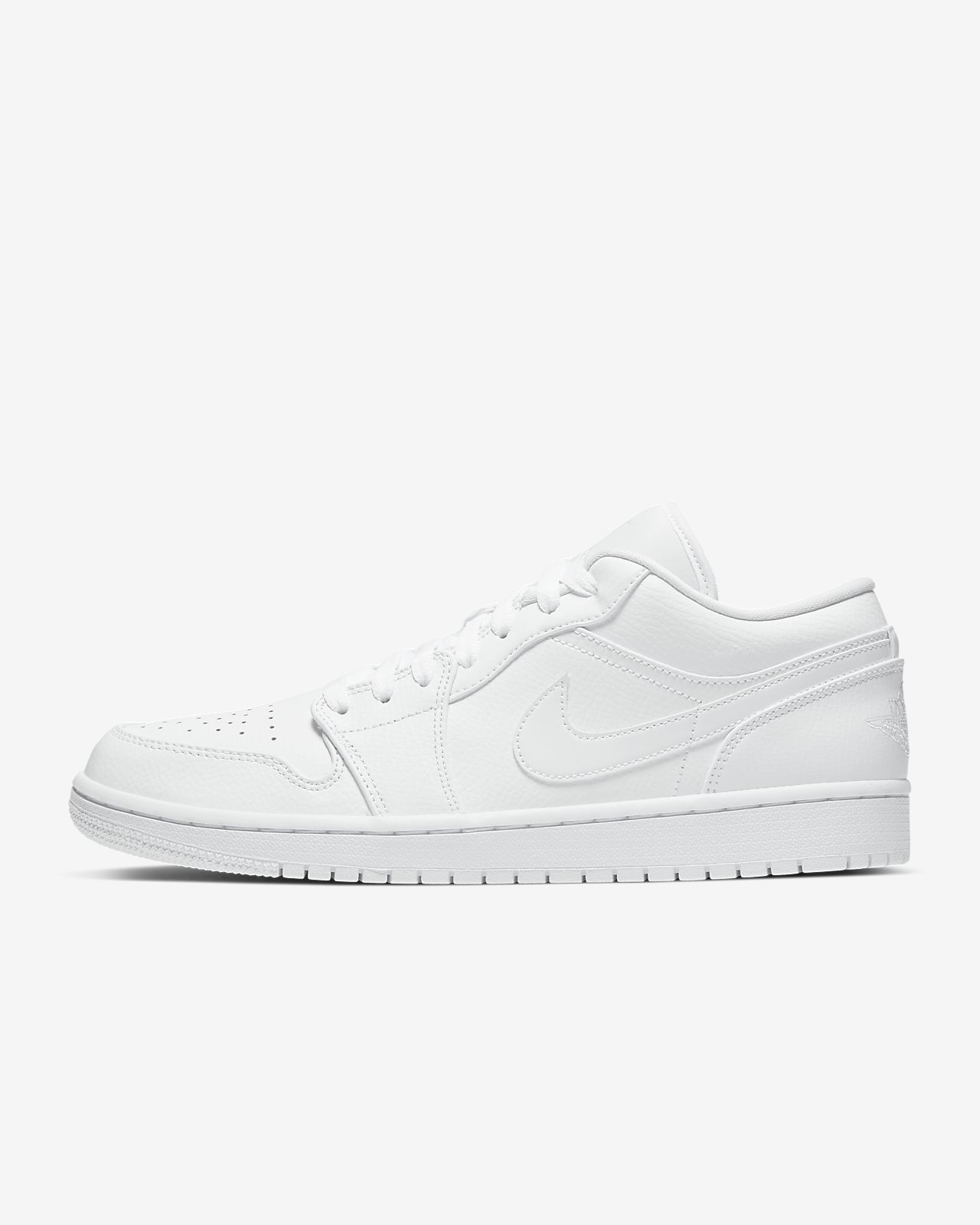 Perfekt Nike Air Jordan 1 Low Schuhe Basketball Sport