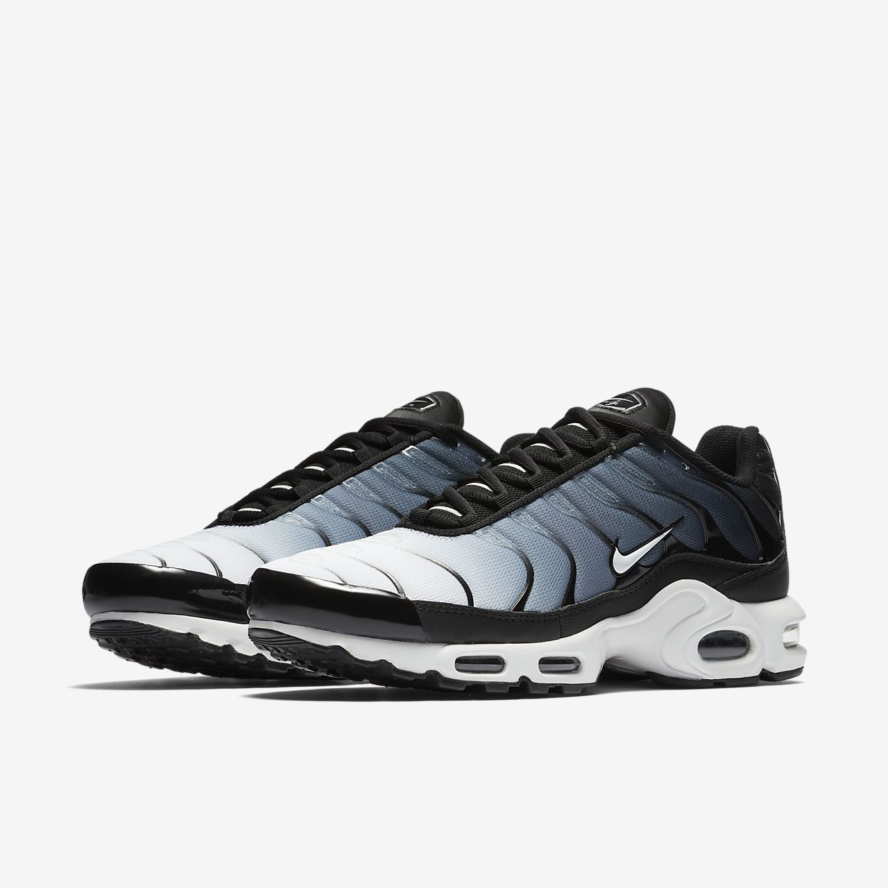 NIKE AIR MAX PLUS Obsidian/Gym Blue/Lemon MENS SNEAKERS LIFESTYLE COMFY SHOES
