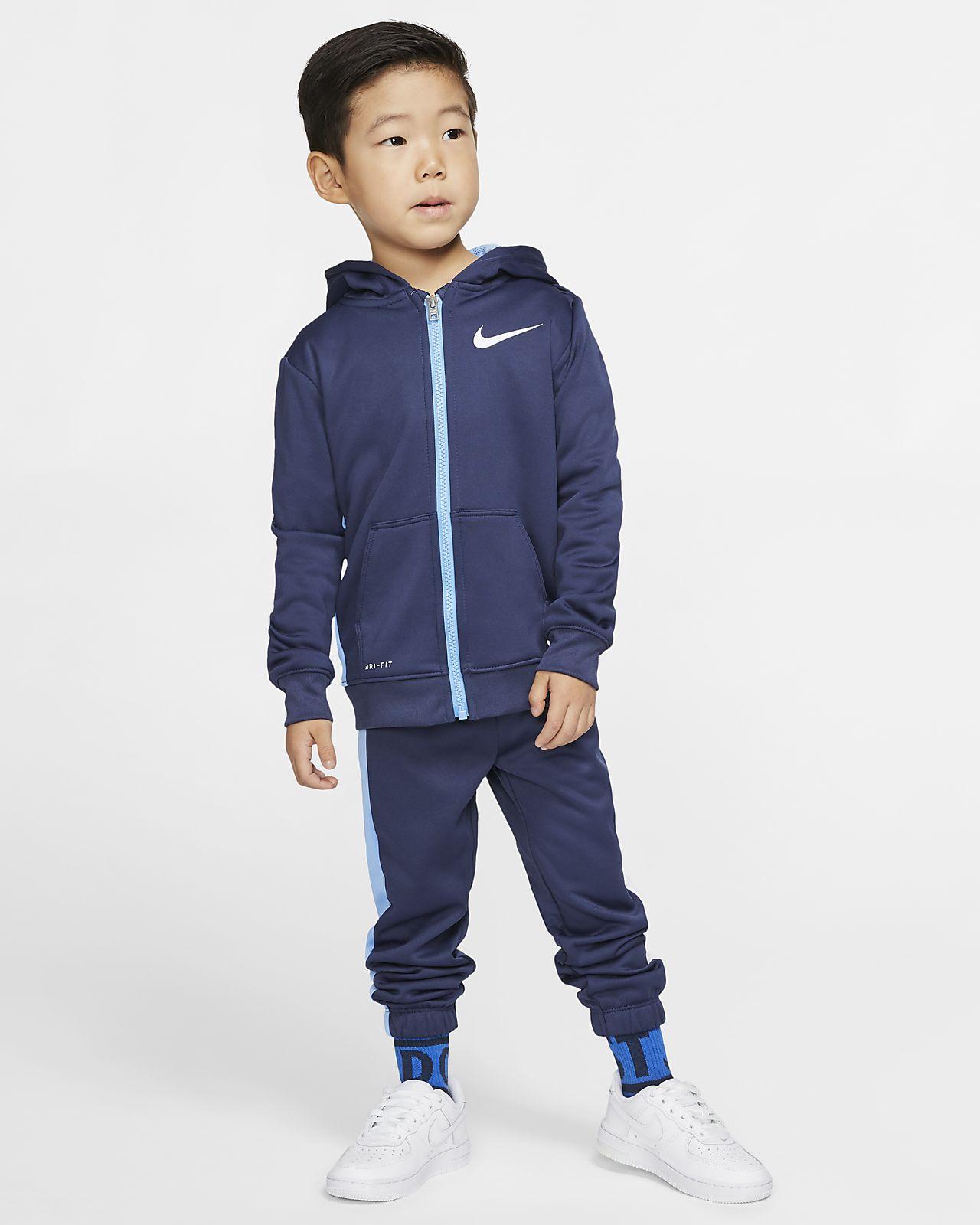 Nike Therma Toddler Hoodie and Pants Set