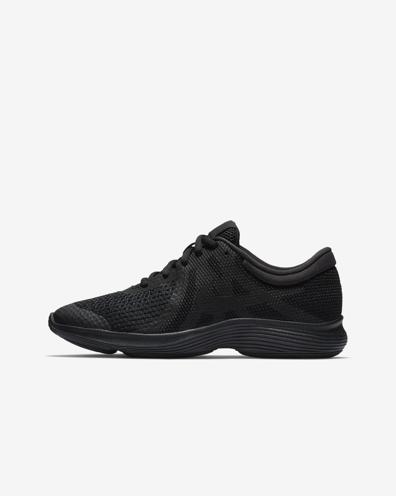 42a12f6f4c616 Sapatilhas de running Nike Revolution 4 Júnior. Nike.com PT