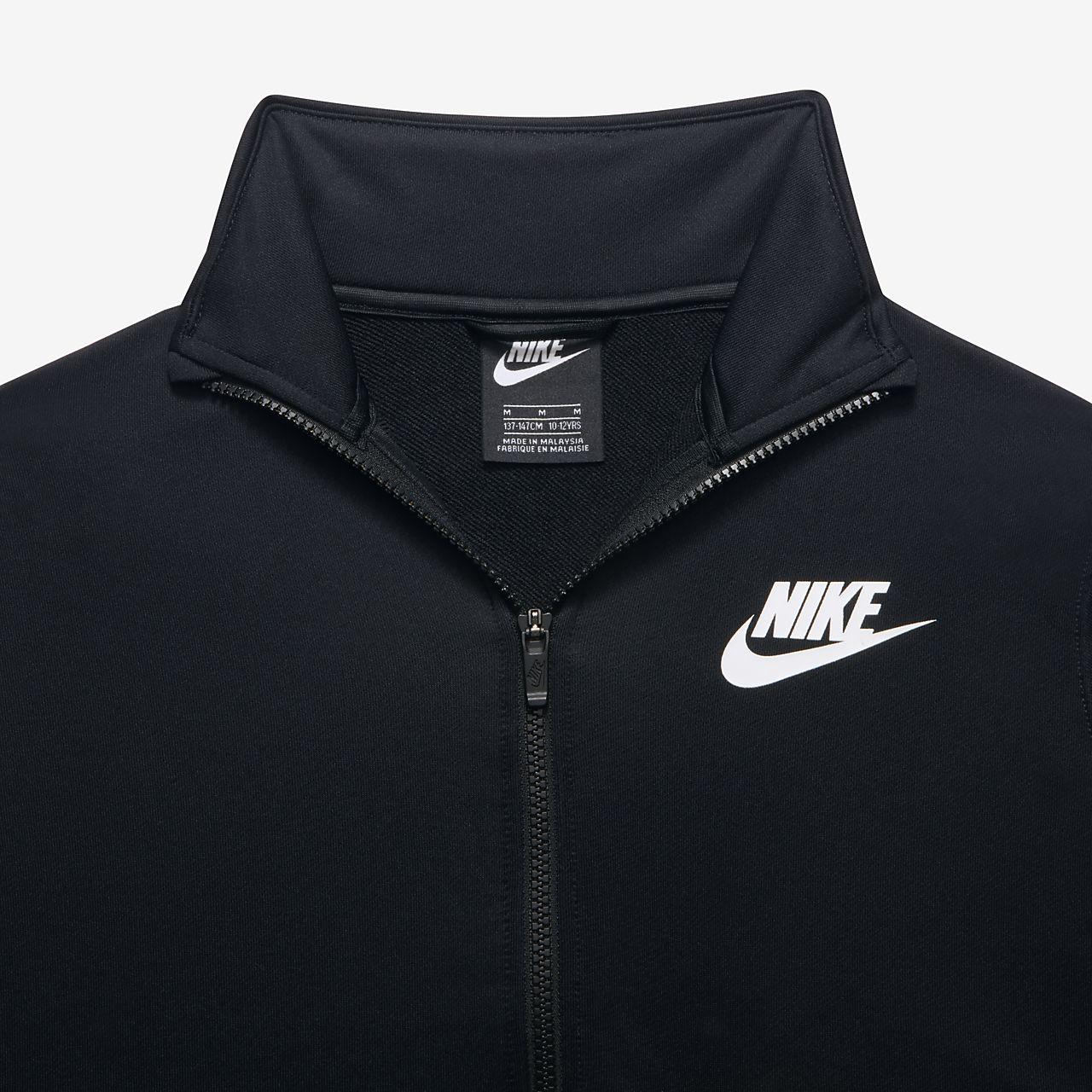 f9054544 Nike Sportswear Boys' Tracksuit. Nike.com GB