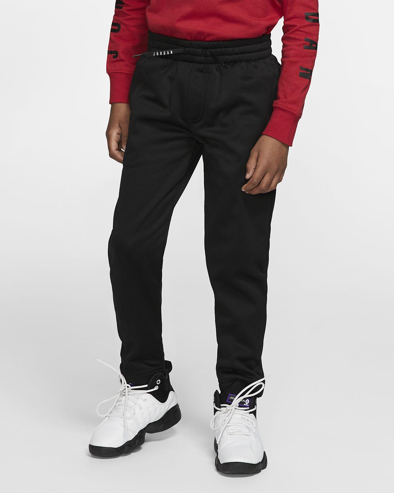 fbe442a4265 Jordan 23 Alpha Therma Little Kids' (Boys') Pants. Nike.com
