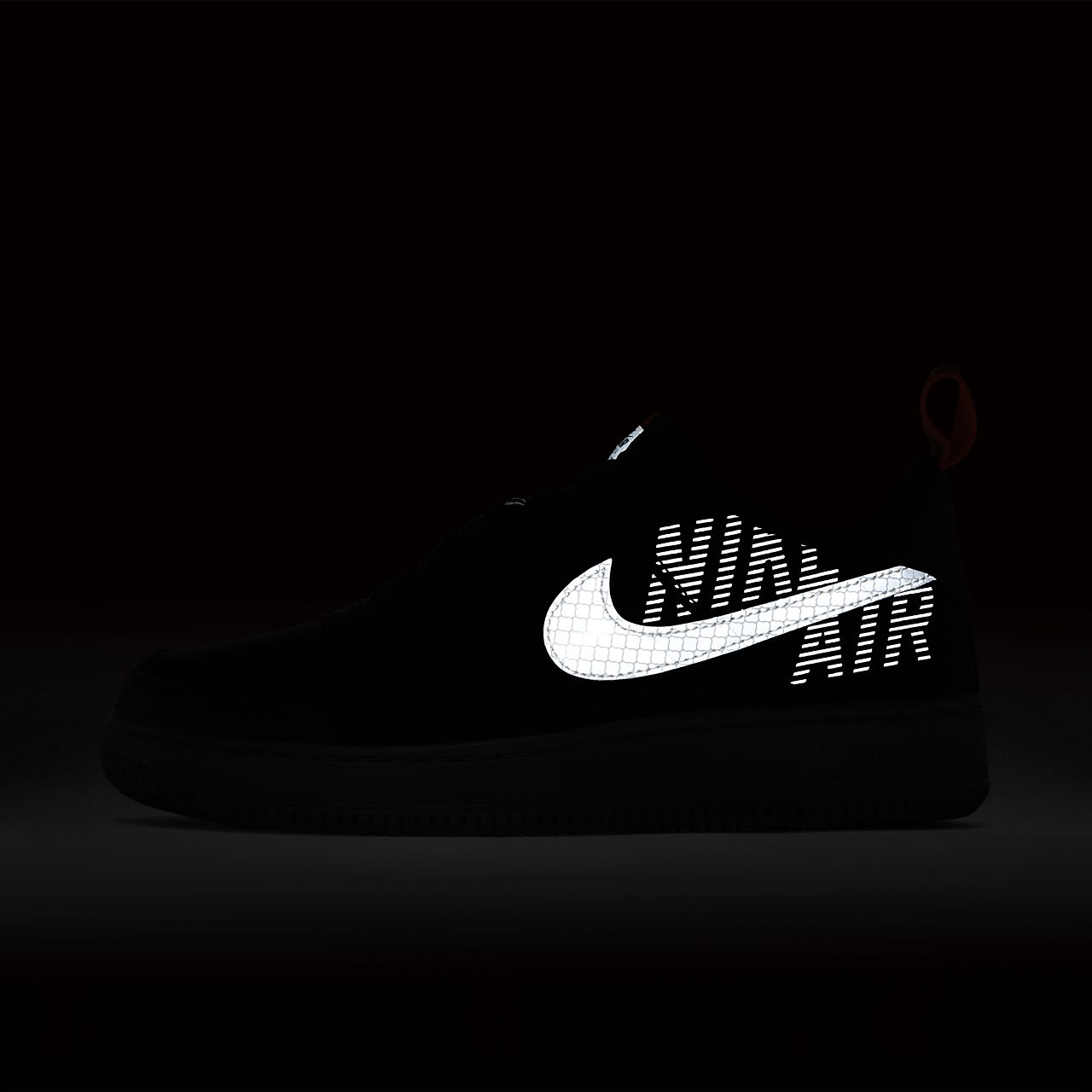 Nike Shoes Kids Air Force 1 LV8 2 Black Wolf Grey Dark Grey