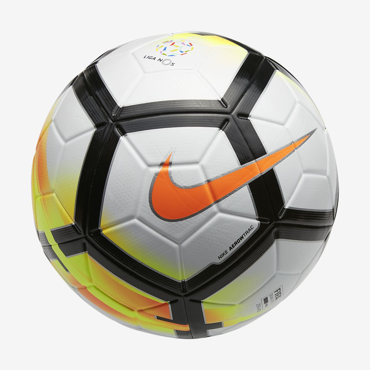 c4148f61f0 Bola de futebol Nike Ordem V Liga NOS. Nike.com PT