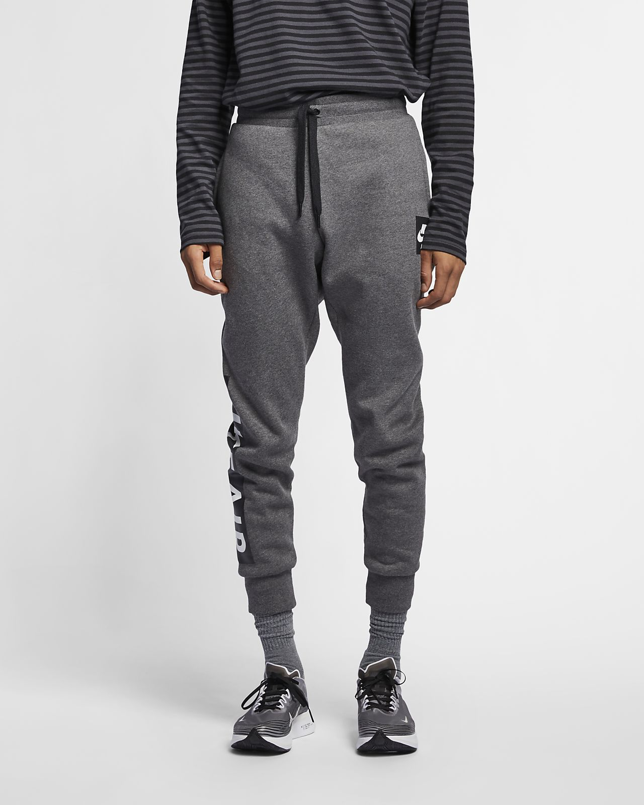 afcc458b5c25 Nike Air Men s Fleece Trousers. Nike.com DK