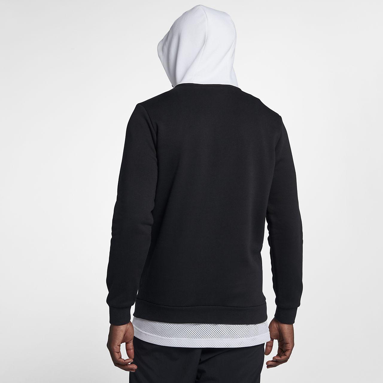bca1d8689eb4ed Jordan Jumpman Air Men s Fleece Pullover Hoodie. Nike.com