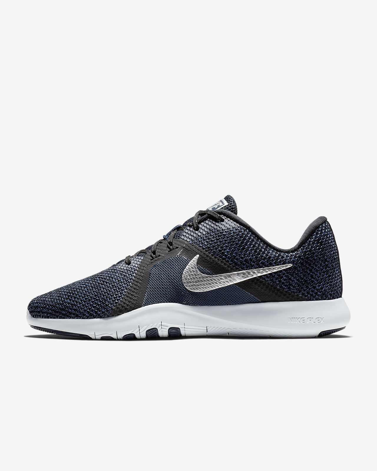 4a53215f8df9 Nike Flex Trainer 8 Premium Women s Gym Workout Fitness Class Shoe ...