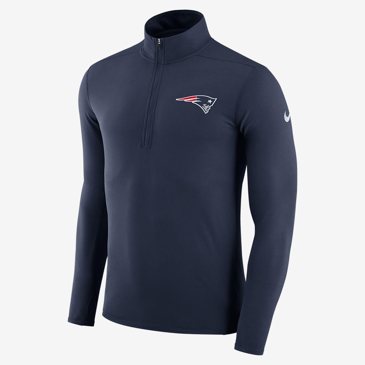 que te diviertas mando colisión  Nike Dry (NFL Patriots) Camiseta - Hombre. Nike ES