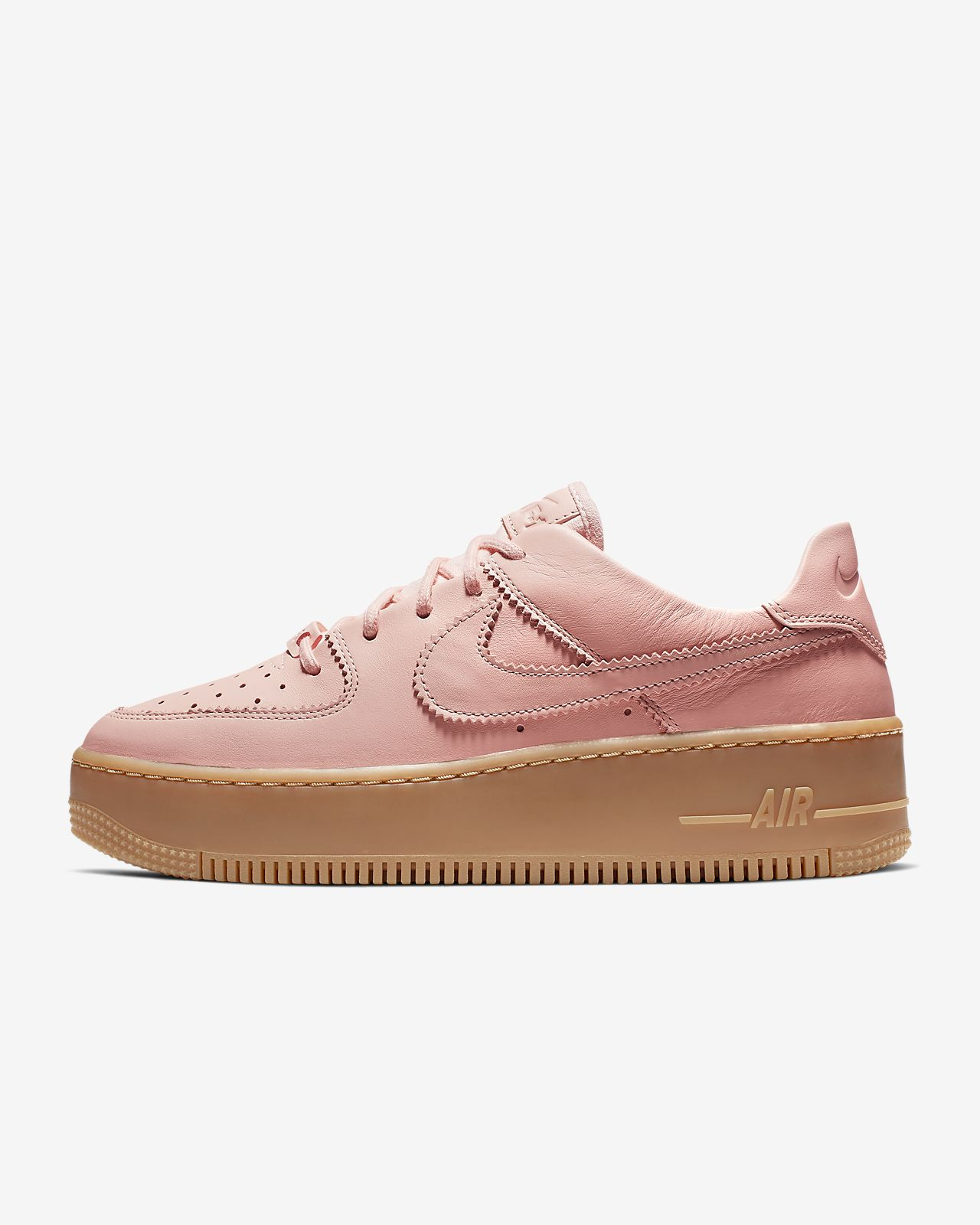 separation shoes b20b0 854cd Nike Air Force 1 Sage Low LX Women's Shoe