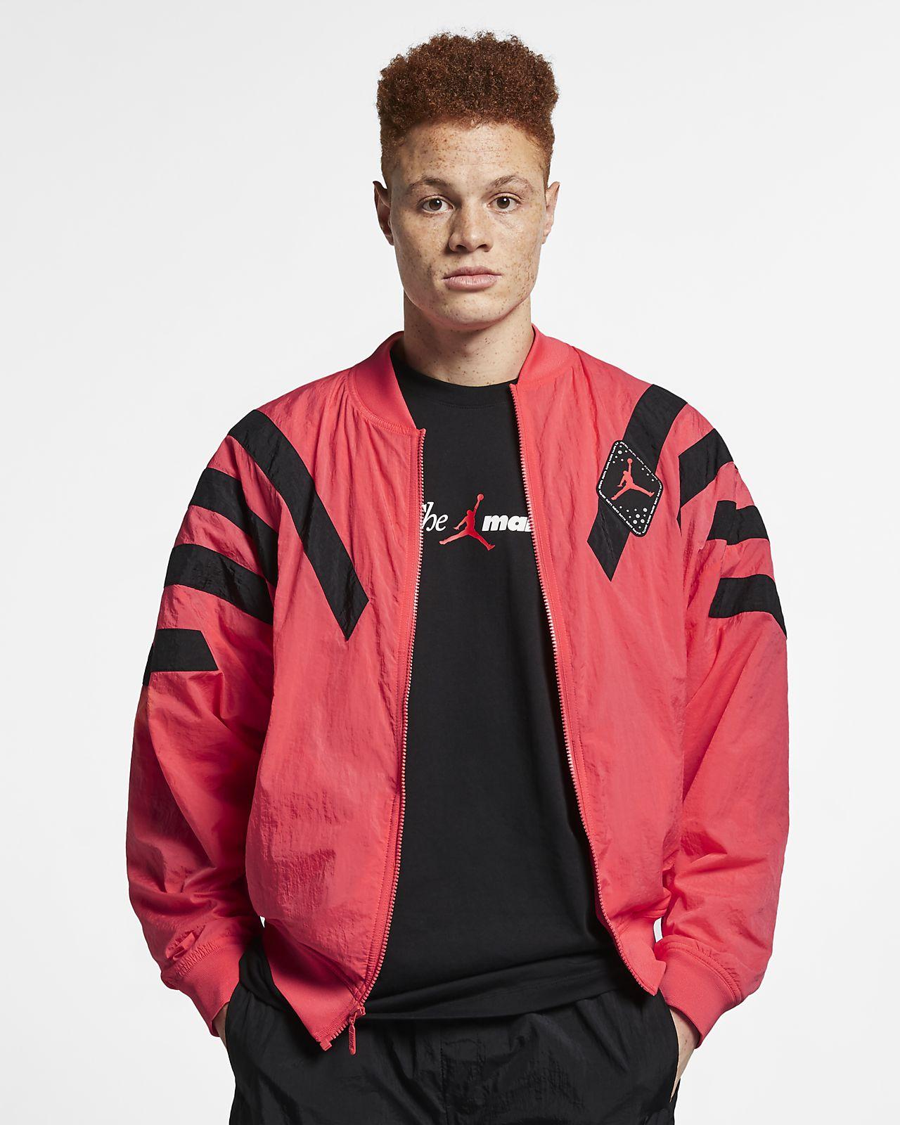 87752becf884 Jordan Legacy AJ6 Men s Jacket. Nike.com GB