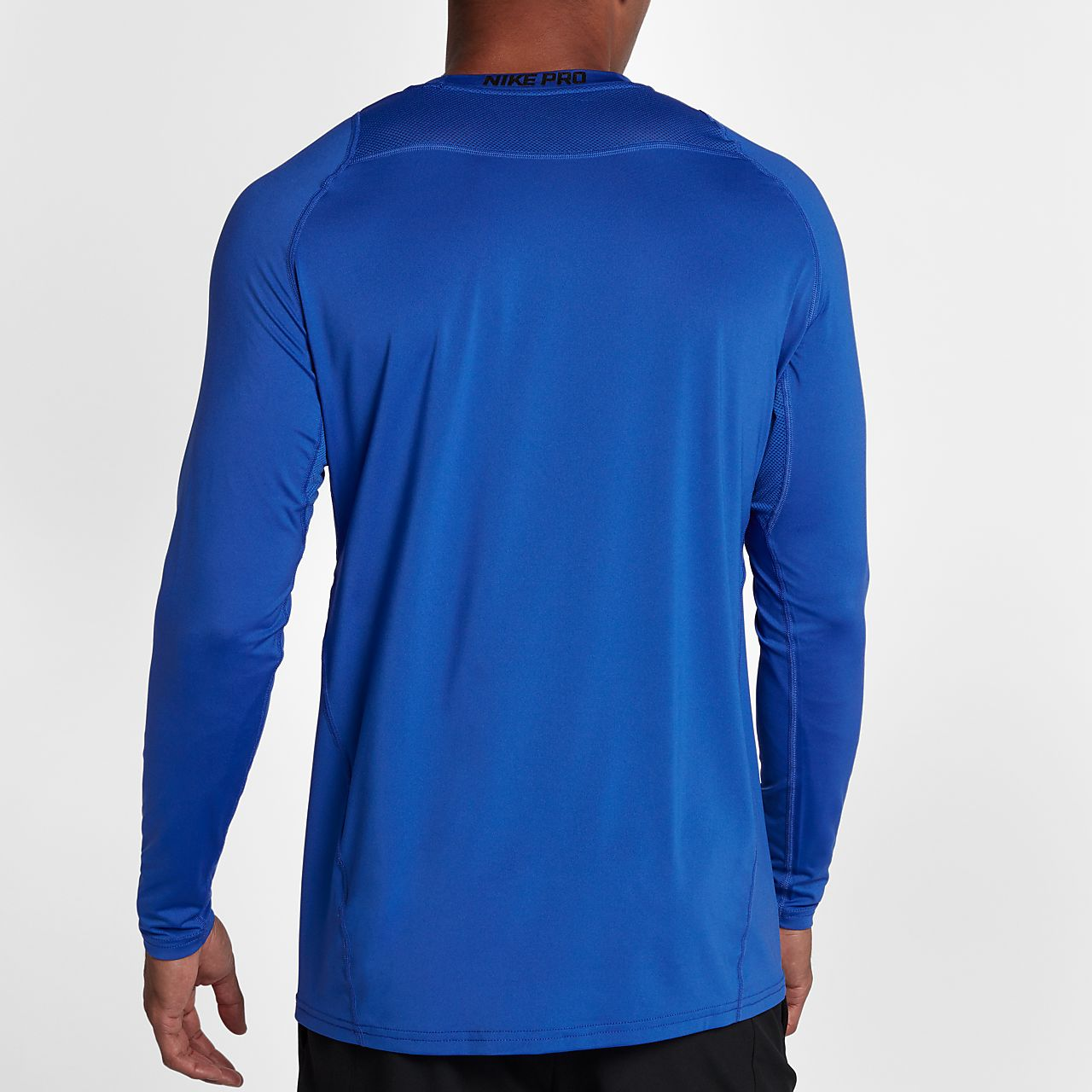 36ef576d Nike Pro Men's Long-Sleeve Fitted Top. Nike.com