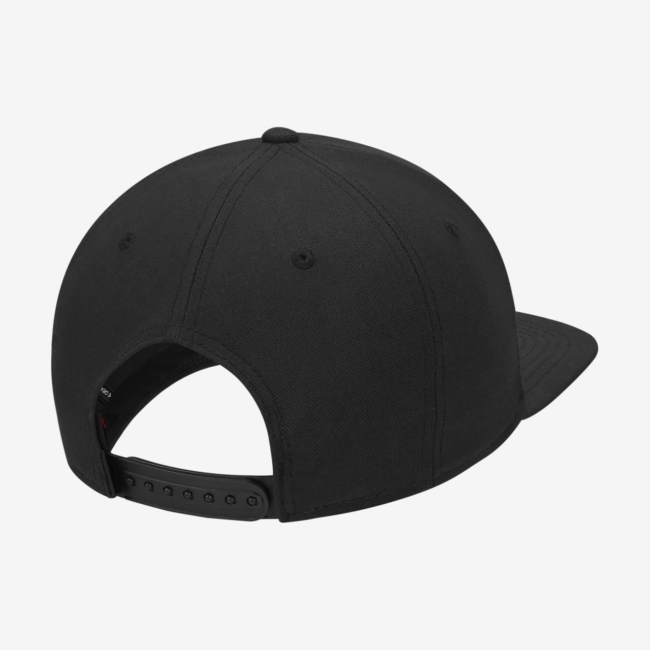 9693a33989d77b Jordan Pro Jumpman Snapback Hat. Nike.com GB