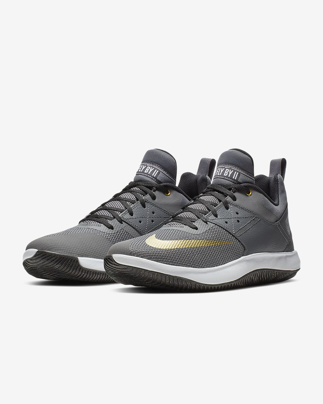 7fe7234aa8411 By Low II Basketball Shoe Nike Fly.By Low II Basketball Shoe