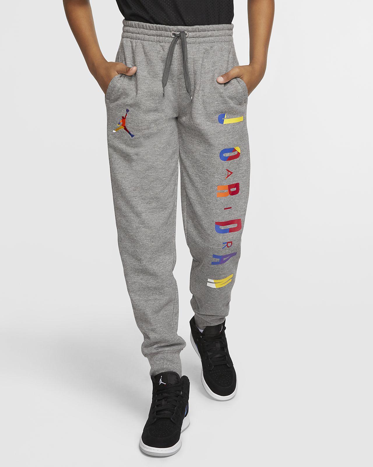Jordan Jumpman Joggers de teixit Fleece - Nen