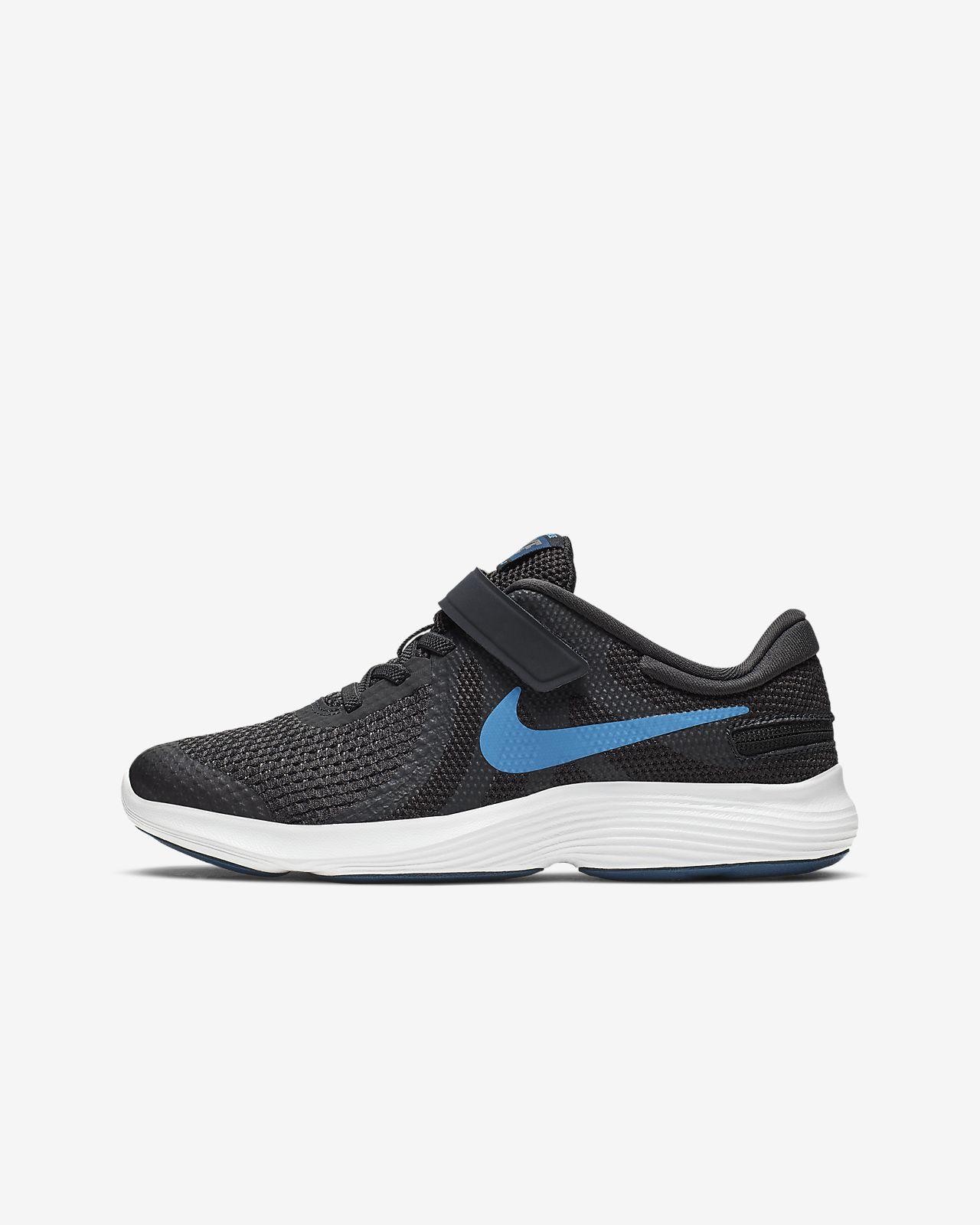 Nike Revolution 4 FlyEase futócipő nagyobb gyerekeknek