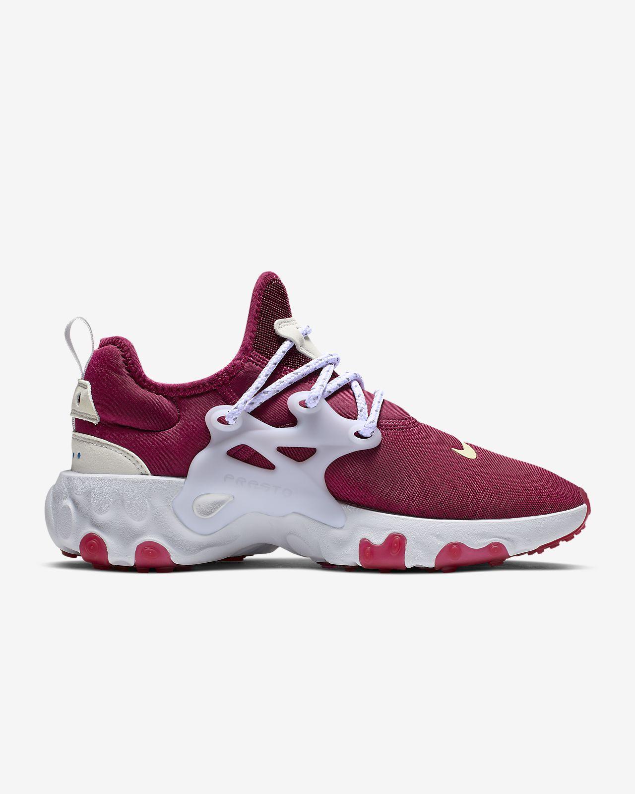 finest selection 1772f 63d76 Nike React Presto Women's Shoe