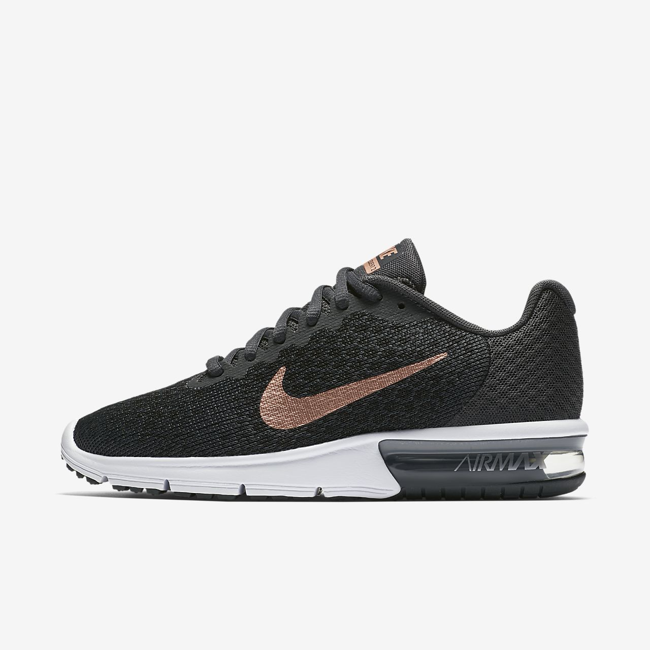 37210634e4 Nike Air Max Sequent 2 Women's Shoe. Nike.com GB