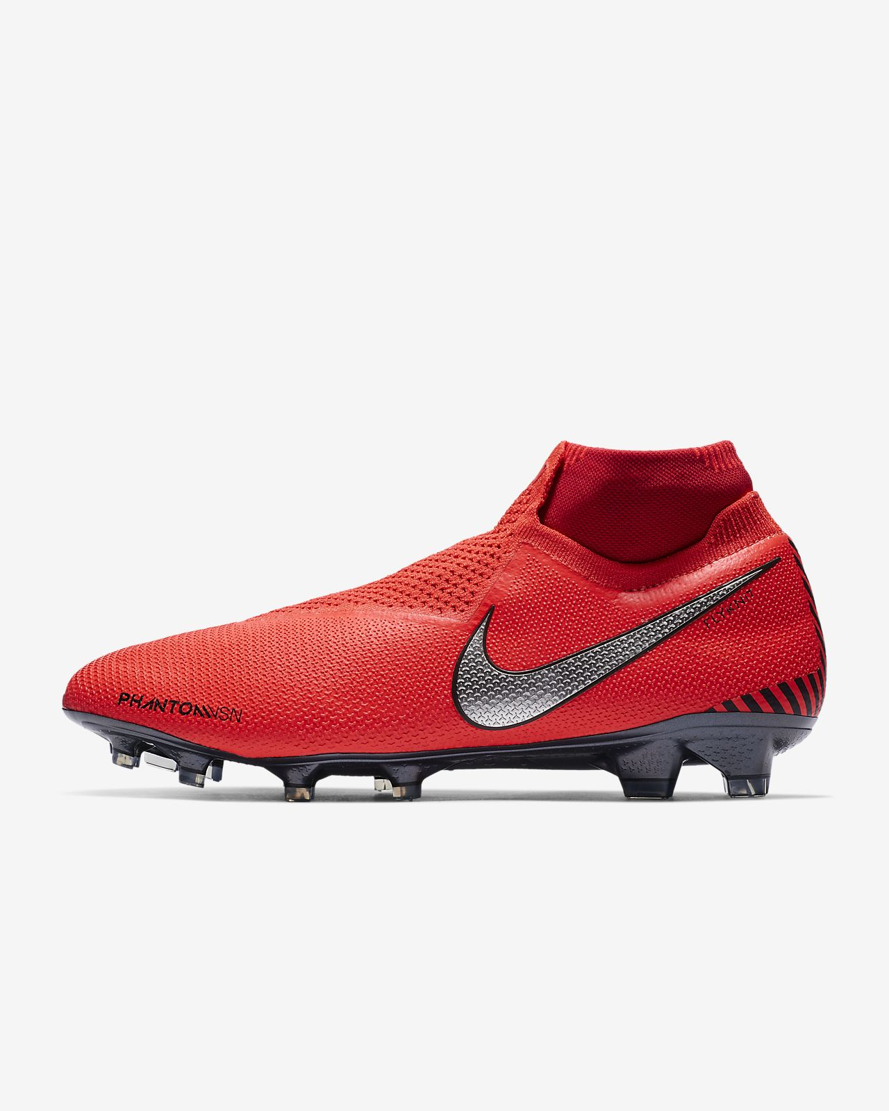 pretty nice cfe9e 88b8f ... Nike PhantomVSN Elite Dynamic Fit Game Over FG Firm-Ground Soccer Cleat