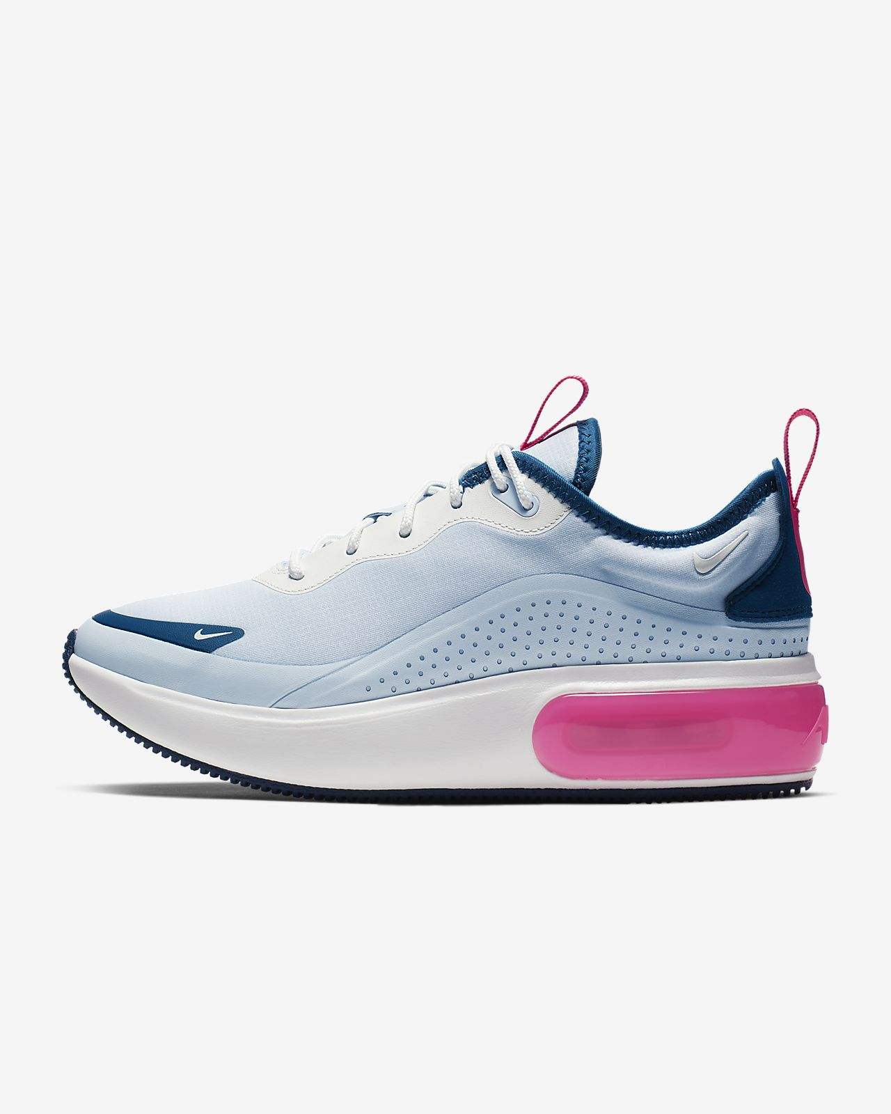 nike air max dia dames wit