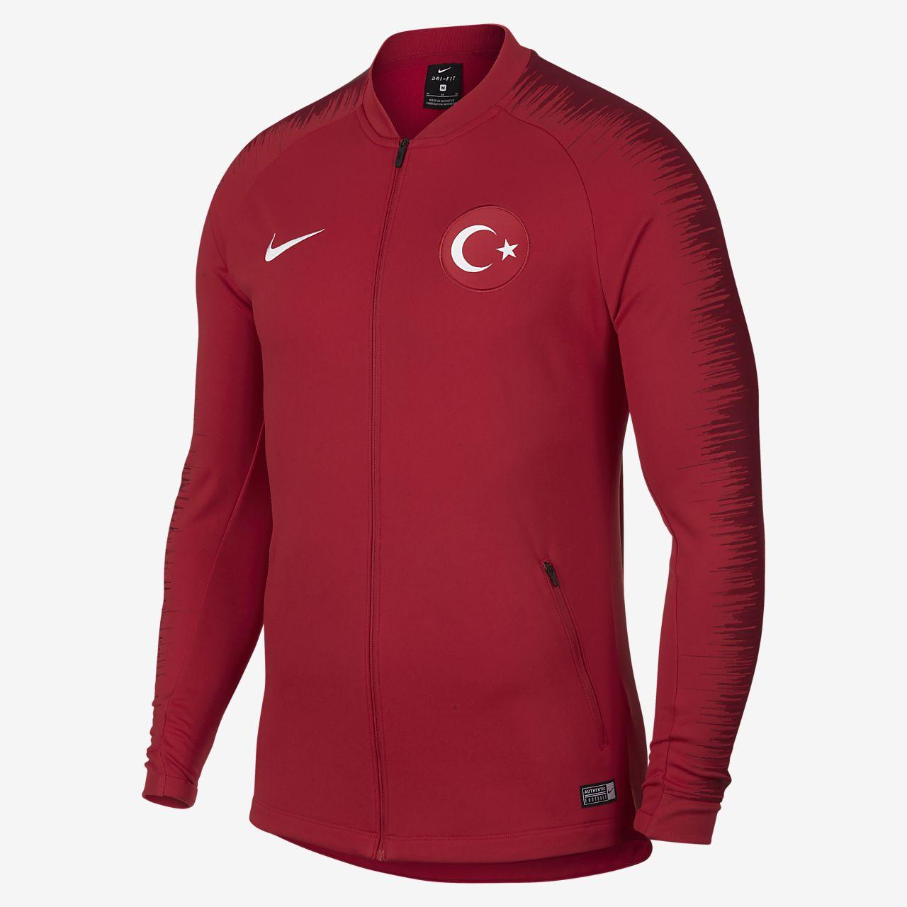 db5e70923 Turkey Anthem Men's Football Jacket. Nike.com EG