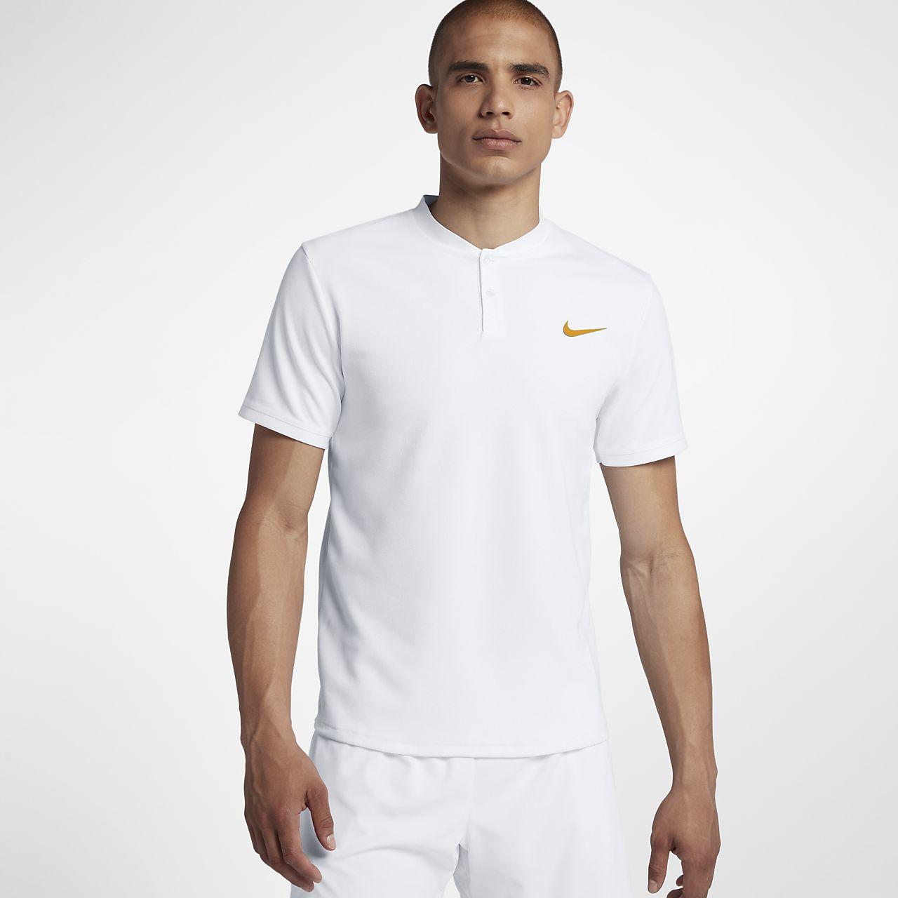 NikeCourt Dri-FIT Advantage Men's Tennis Polo. Nike.com SE