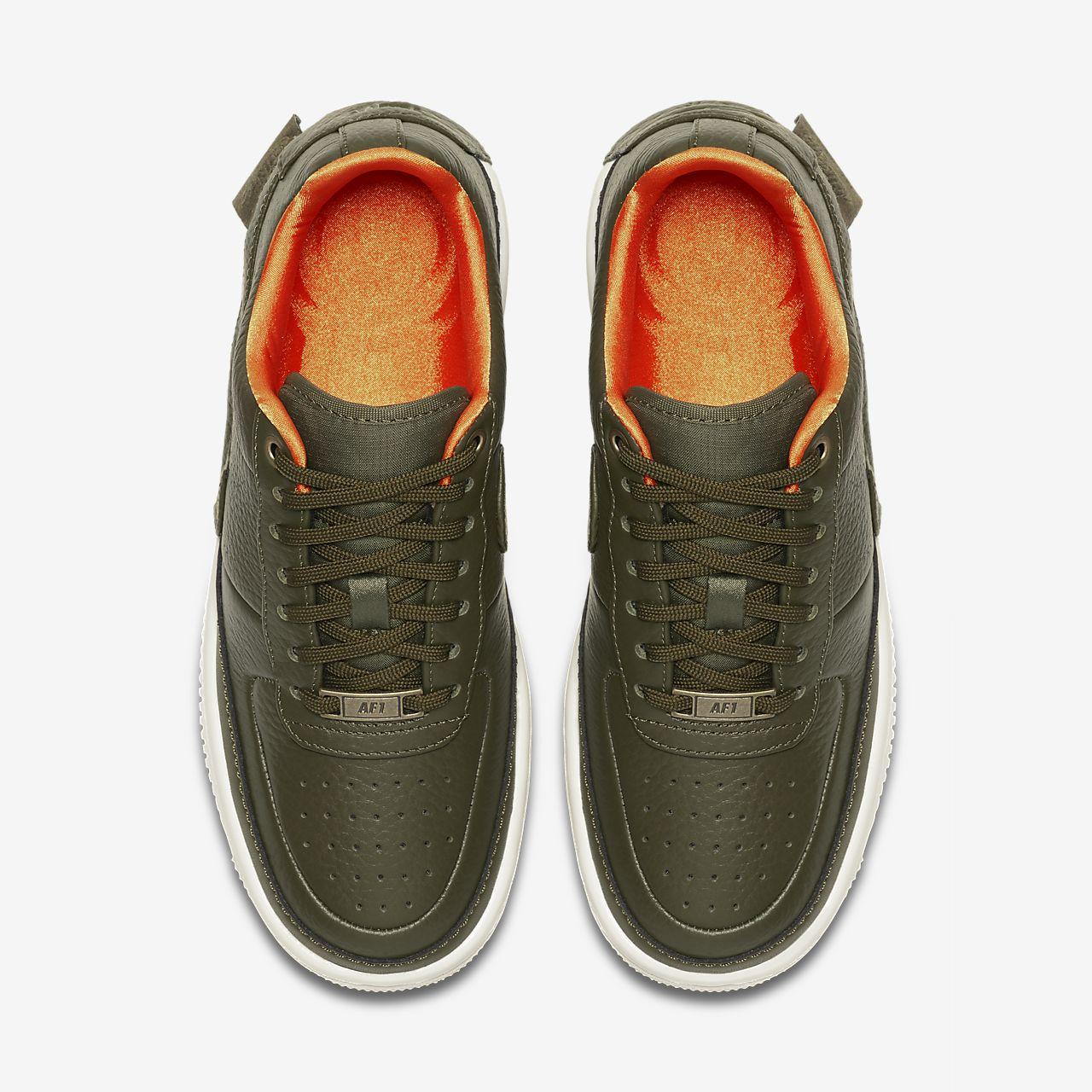 scarpe nike air force 1 olive