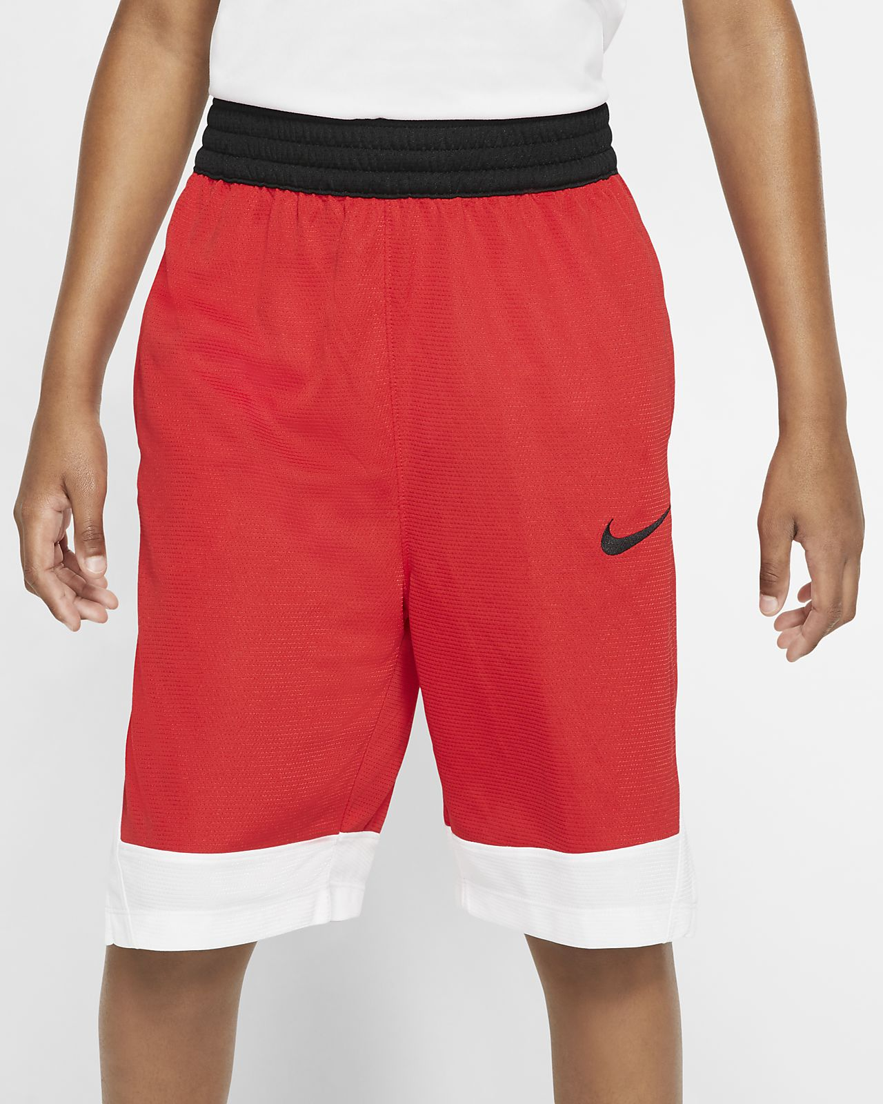 Nike  Big Kids' (Boys') Basketball Shorts