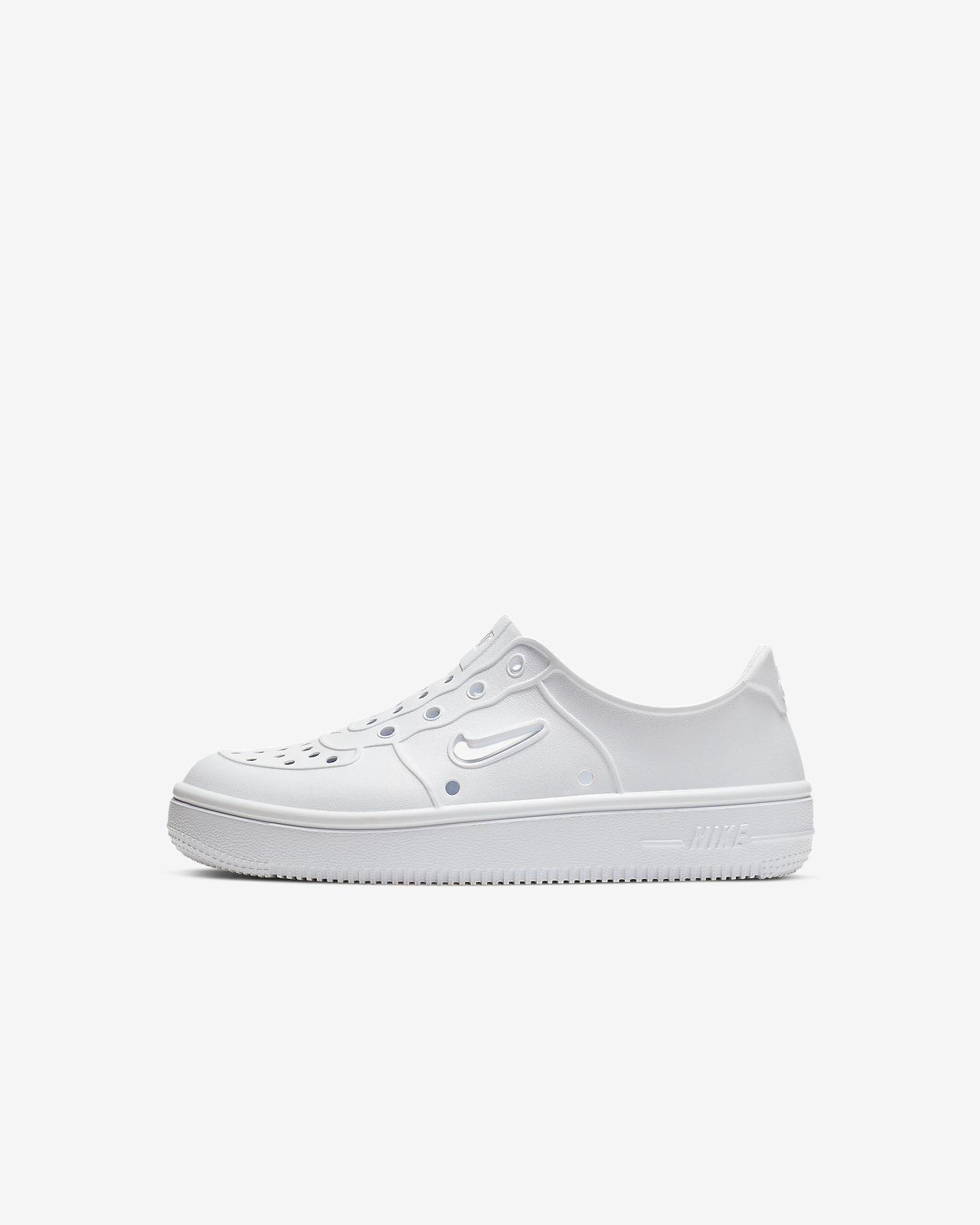 Nike Foam Force 1 Schuh für jüngere Kinder
