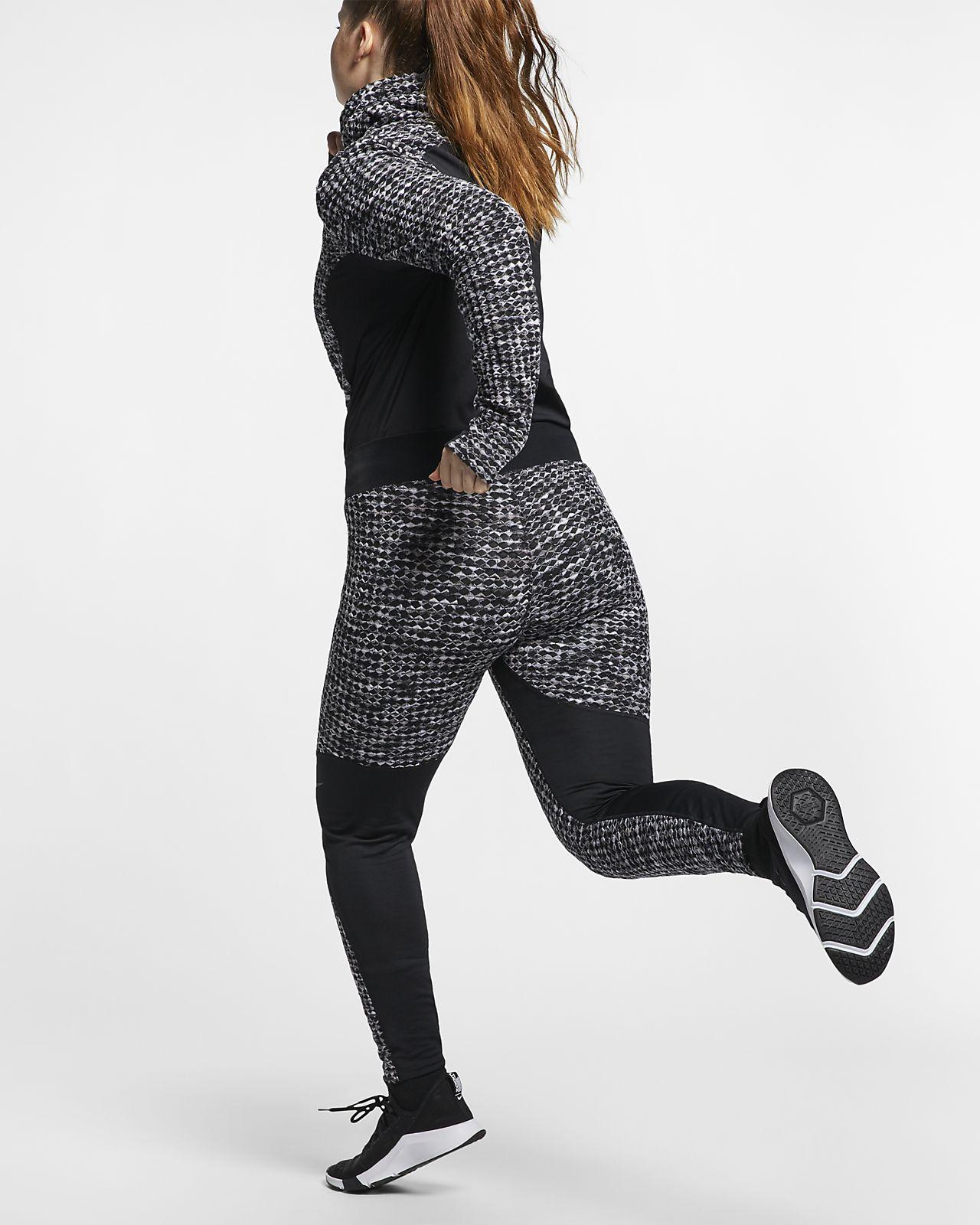 aa2ceefe35a Nike Pro HyperWarm (Plus Size) Women s Tights. Nike.com GB