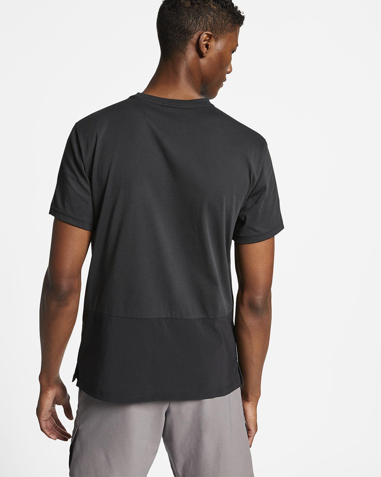 Nike Dri FIT Men's Short Sleeve Training Top