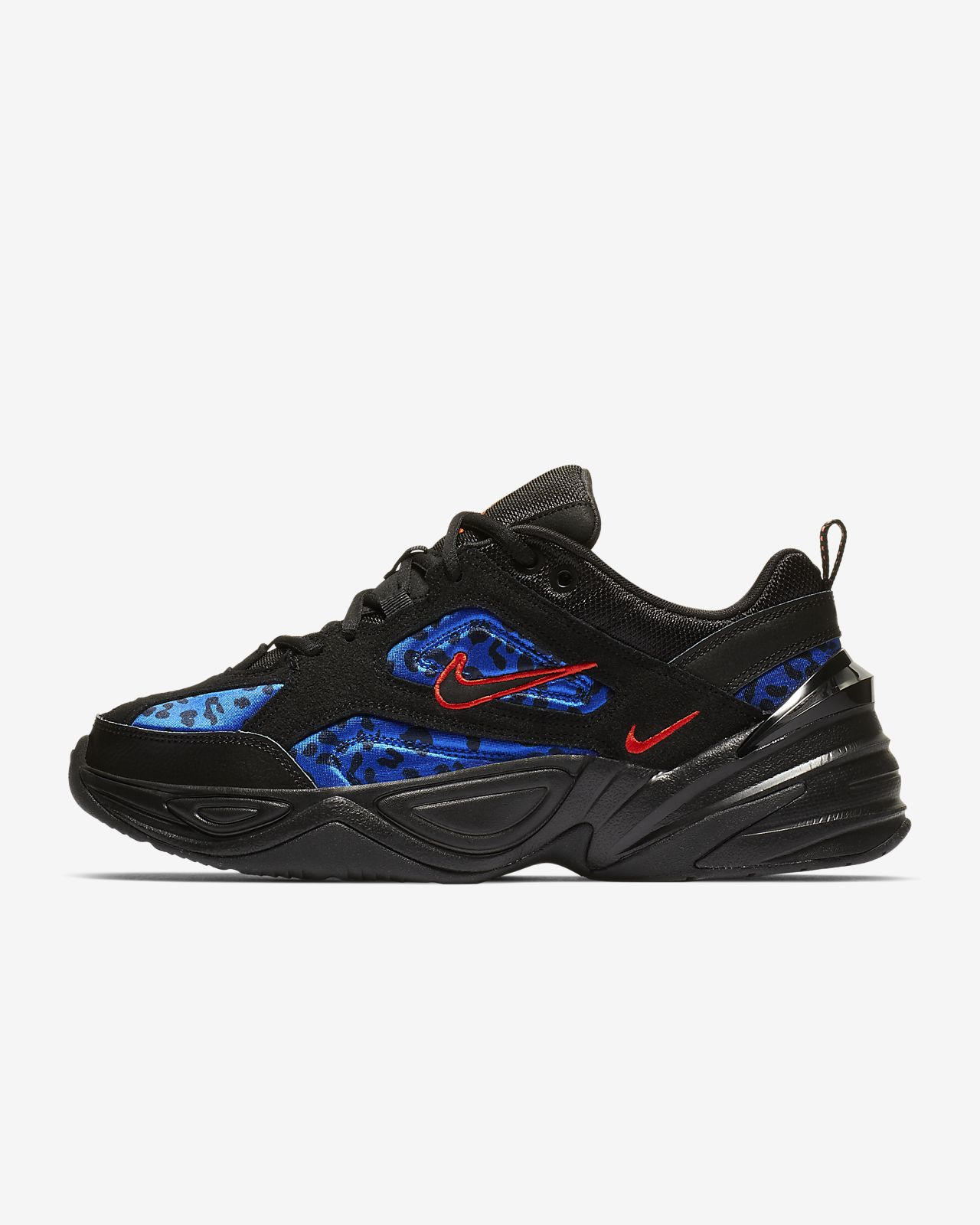low priced 87b9f eb881 ... Chaussure Nike M2K Tekno Animal pour Femme