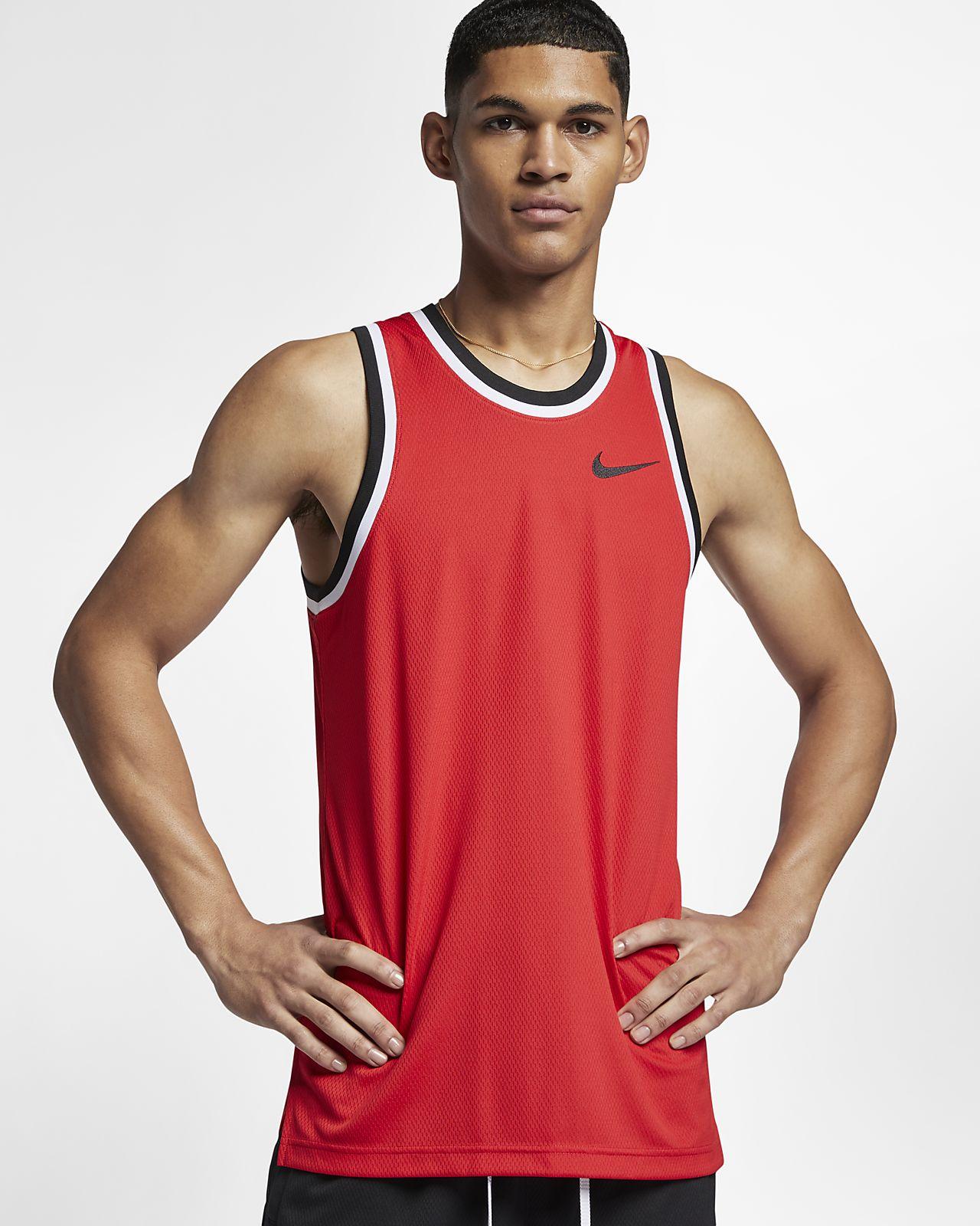 Nike Dri-FIT Classic Herren-Basketballshirt
