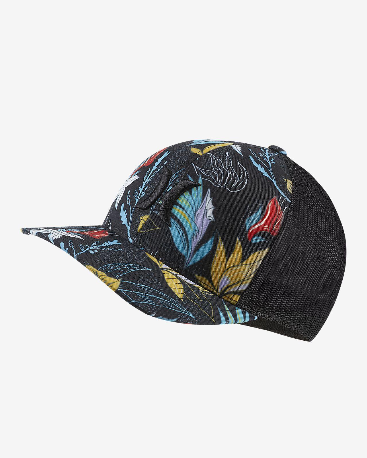 Hurley Domino Trucker Kadın Şapkası