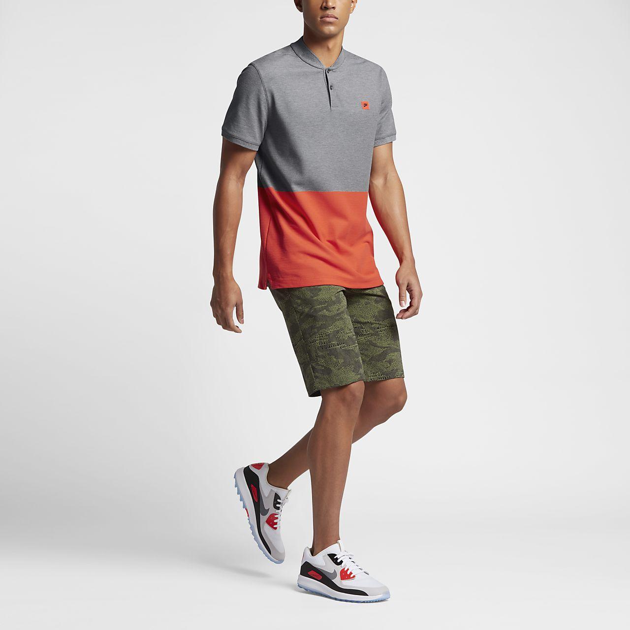 aab1b85bfbe8f Nike Dry Desert Blade Men's Slim Fit Golf Polo. Nike.com VN