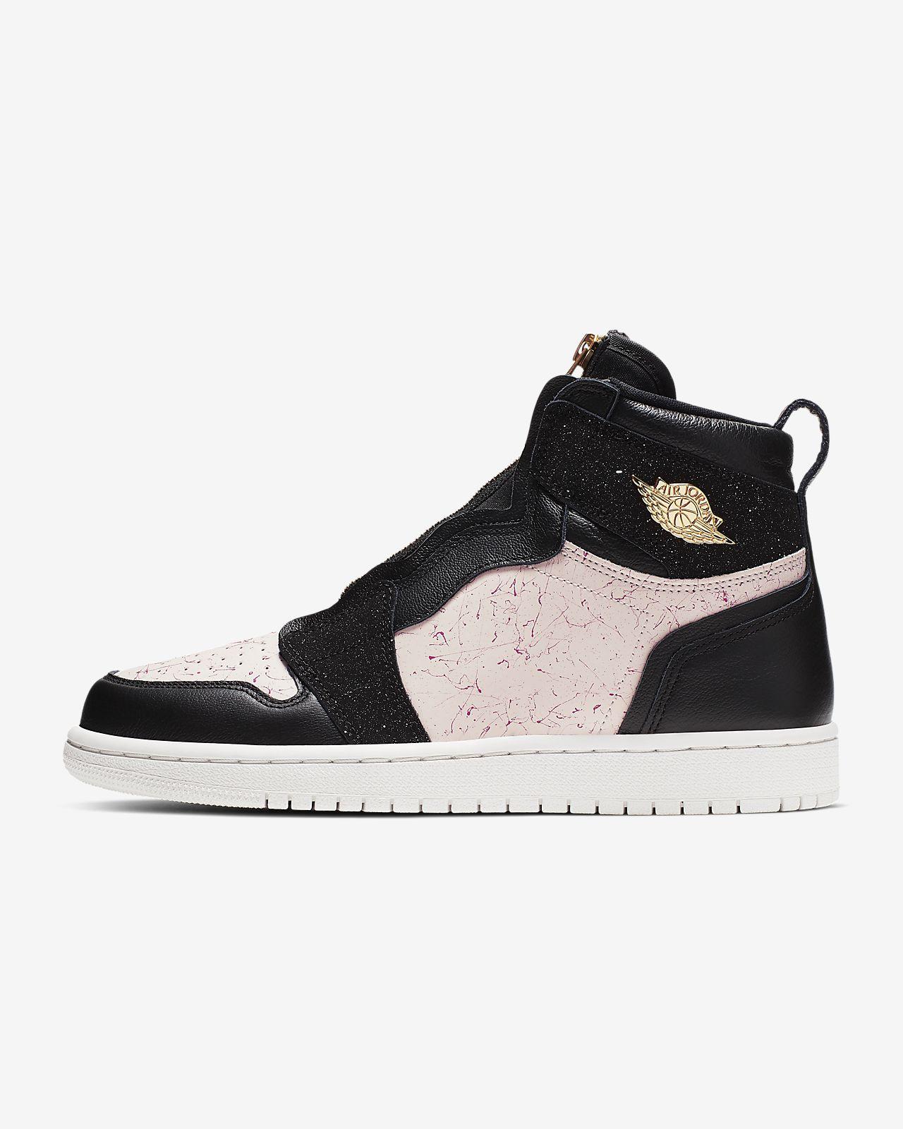 9cf38fe614ca2 Air Jordan 1 High Zip Women s Shoe. Nike.com CH