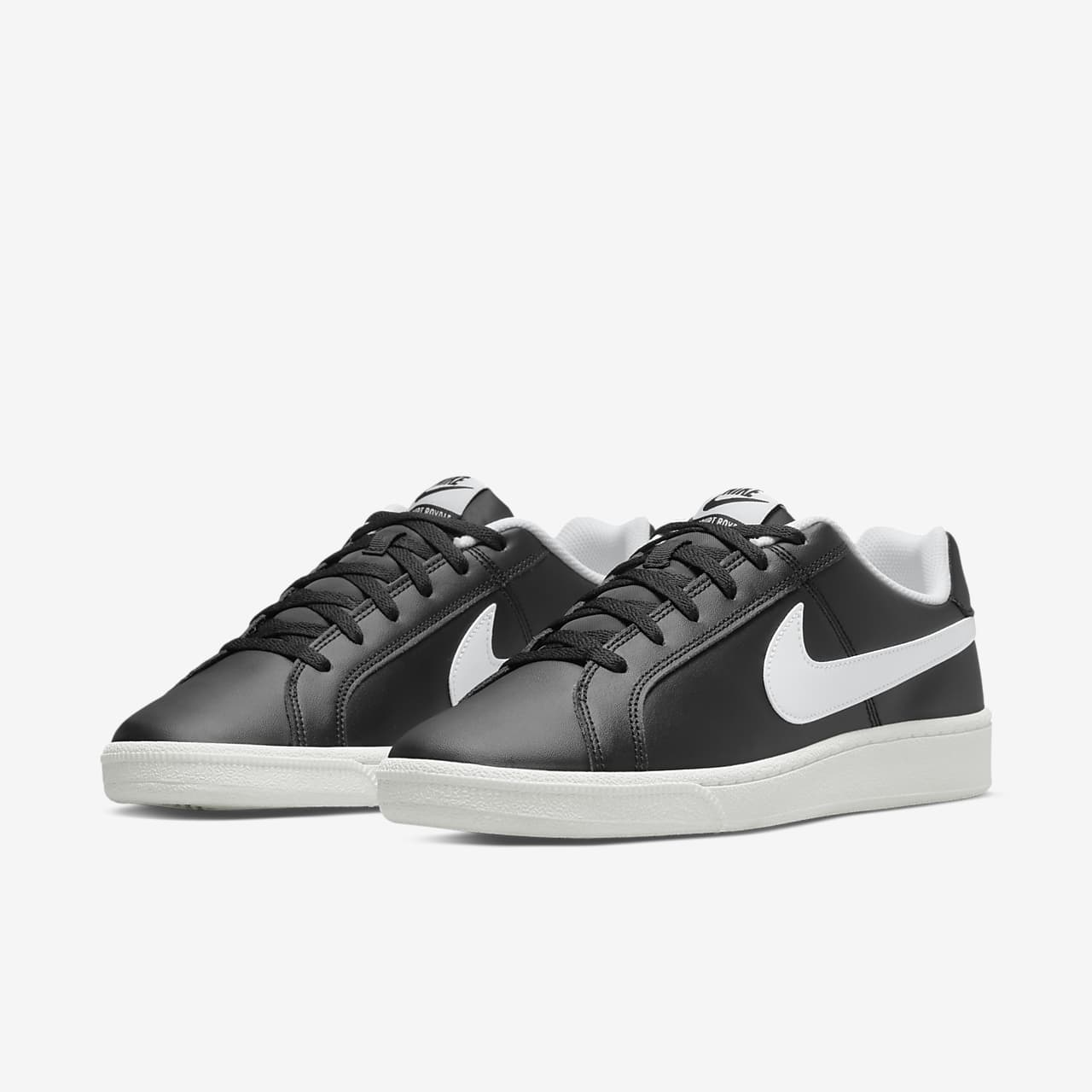 NIKE Zapatillas negras Court Royale Mujer