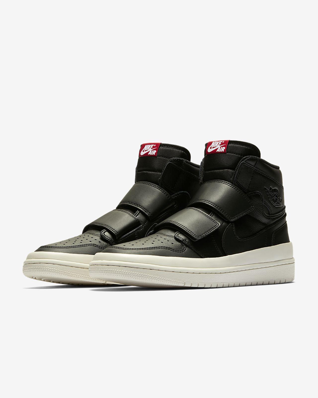 info for 96443 b1745 Air Jordan 1 Retro High Double-Strap Men's Shoe