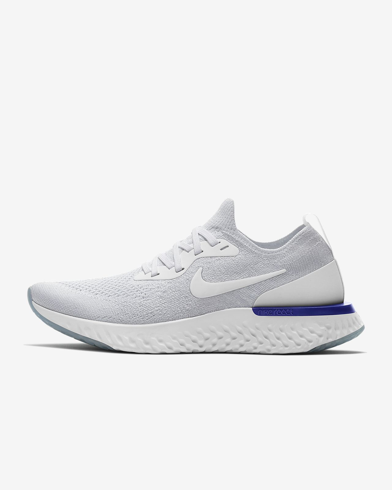 Nike Women's Epic React Flyknit Running Shoes - NEW WITH BOX!! LIGHT CREAM