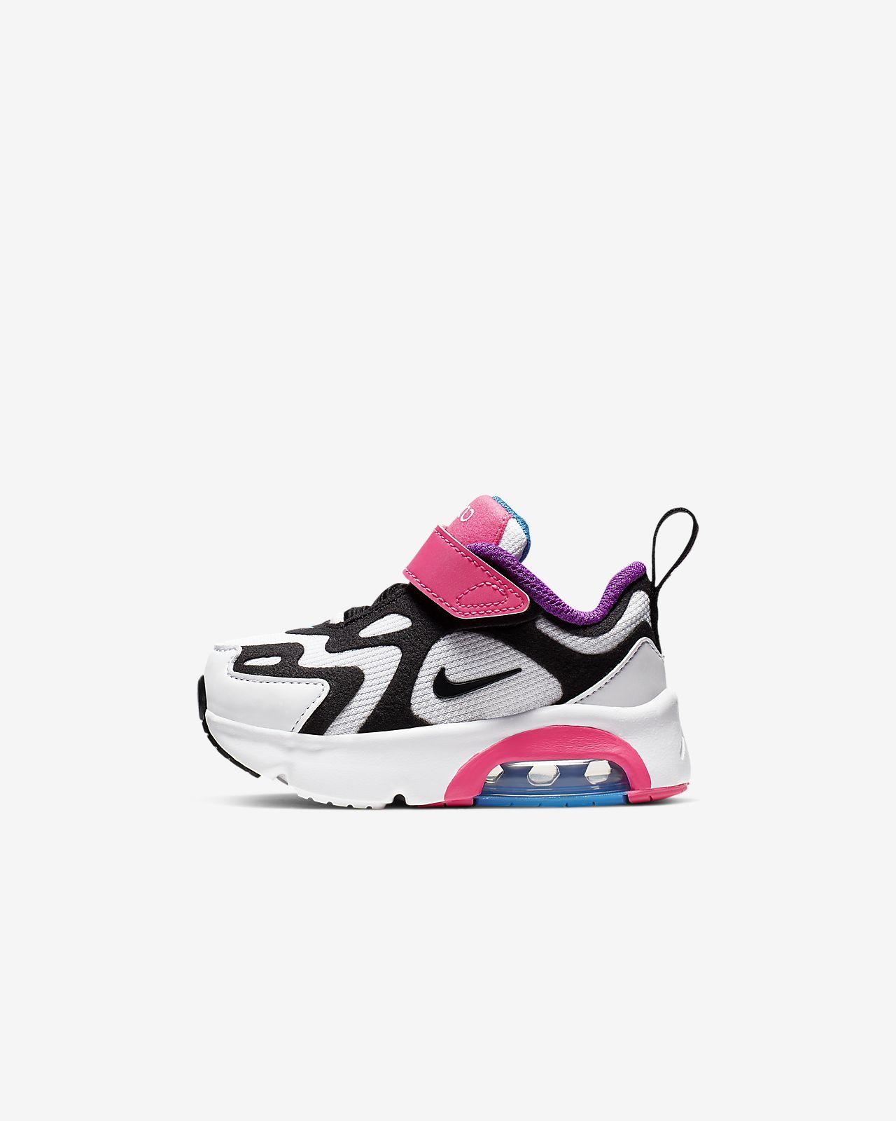 Nike Air Max 200 Schuh für Babys und Kleinkinder
