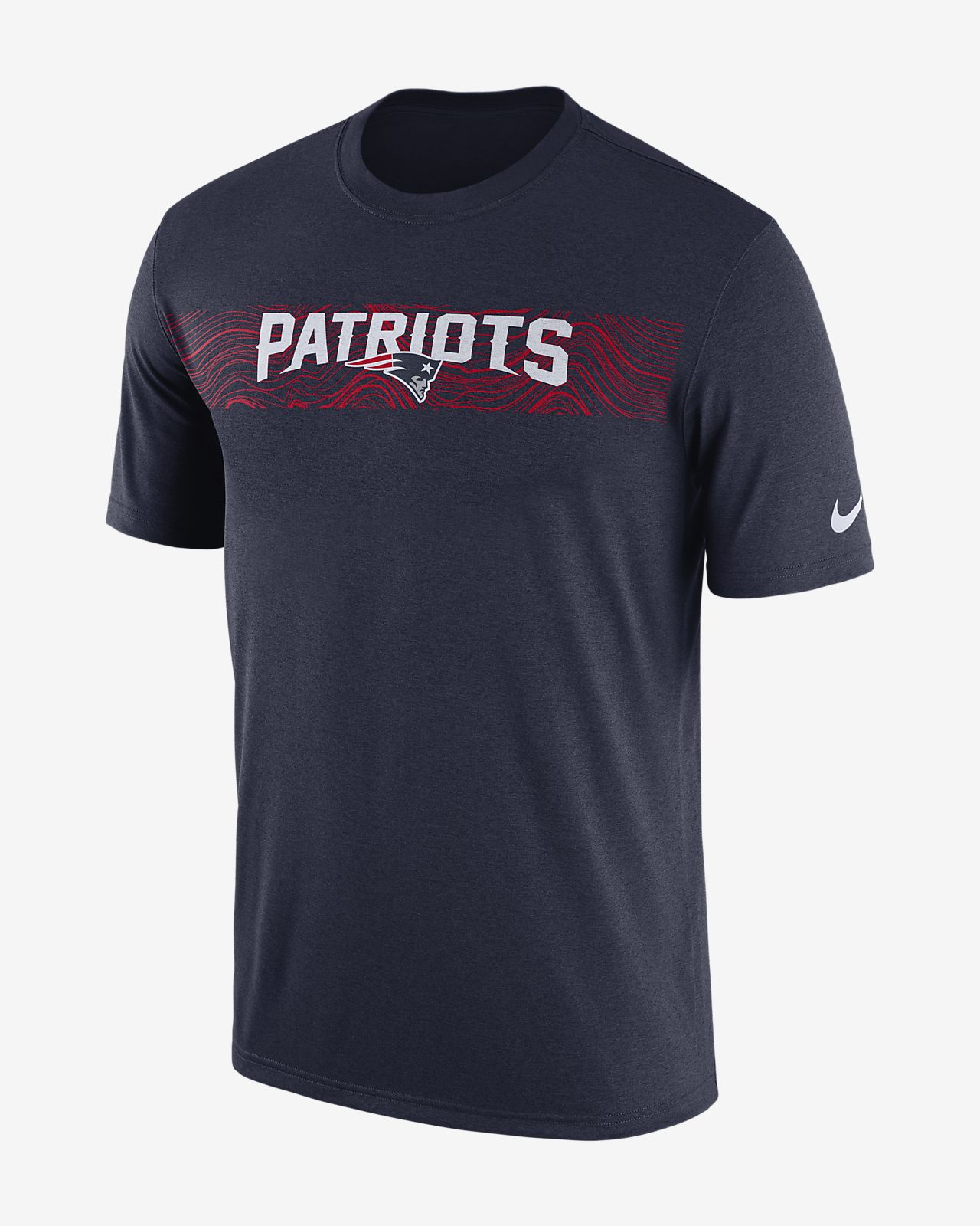 eeed2954 Nike Dri-FIT Legend Seismic (NFL Patriots) Men's T-Shirt. Nike.com CA