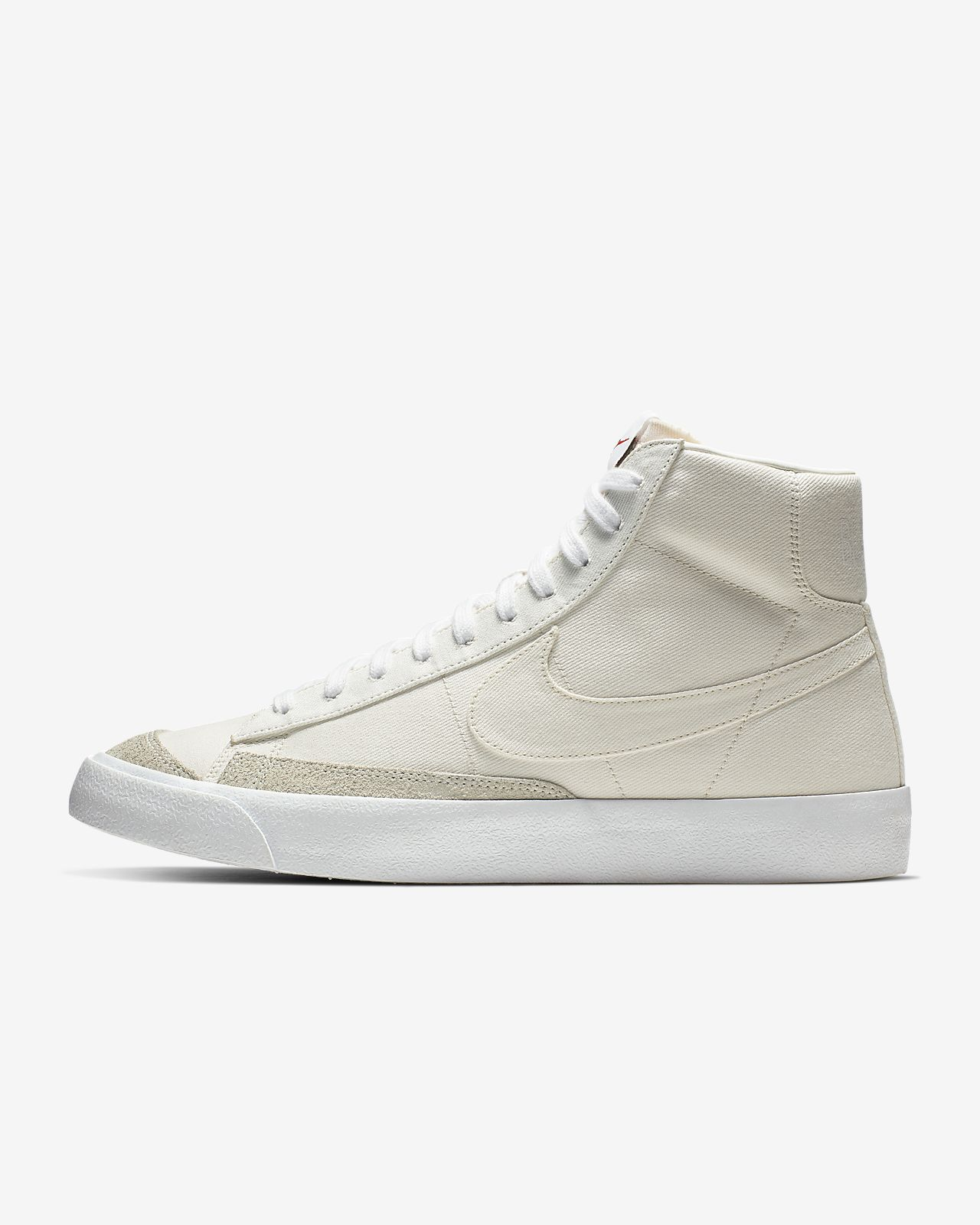 2019 Cheap Nike Blazer Mid 77 Sail CD8238 100 Cheap Nike